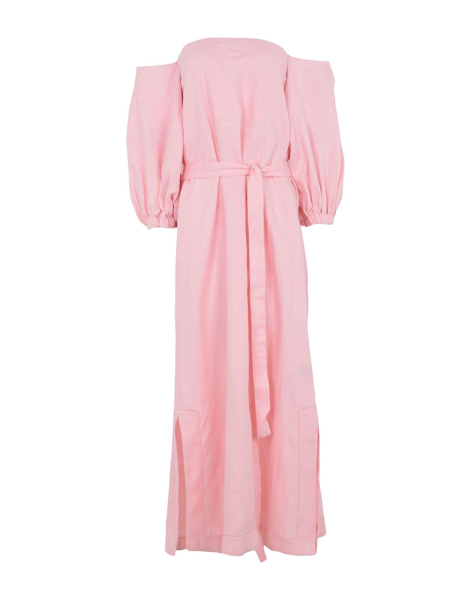 LISA MARIE FERNANDEZ Длинное платье платье lisa boho