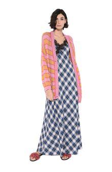 ALBERTA FERRETTI Long camisole dress LONG SLIP D a