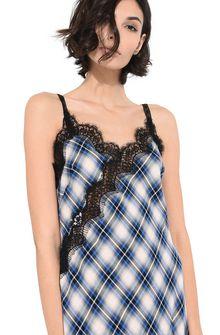 ALBERTA FERRETTI Long camisole dress LONG SLIP D d