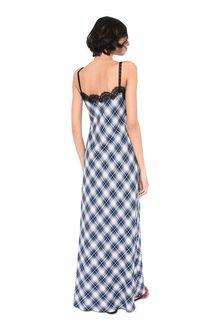 ALBERTA FERRETTI Long camisole dress LONG SLIP D r
