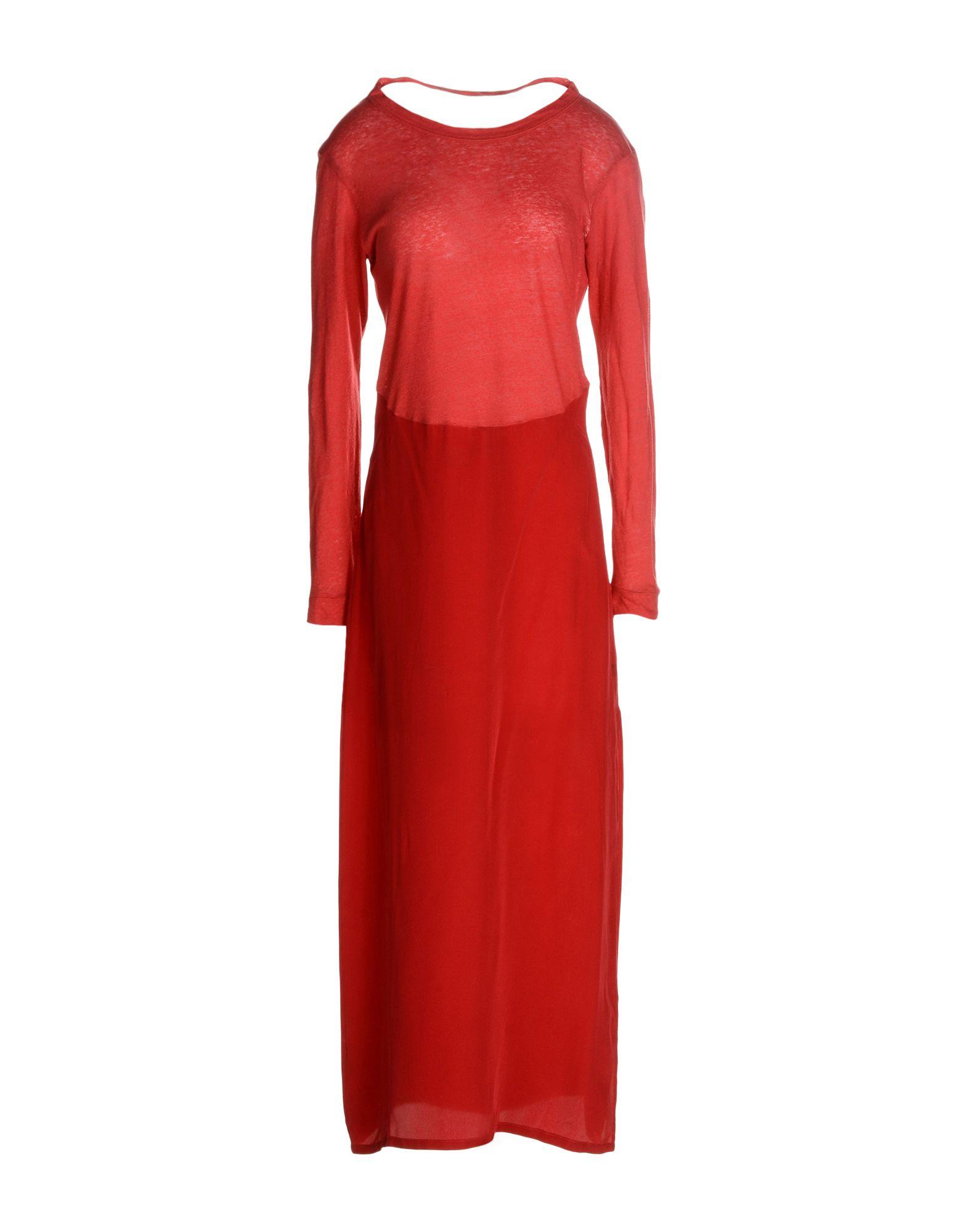 LNA Платье длиной 3/4 lisa corti платье длиной 3 4