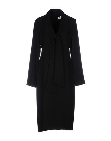 Платье до колена размер 48 цвет черный