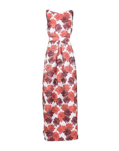 Длинное платье размер 50 цвет красный