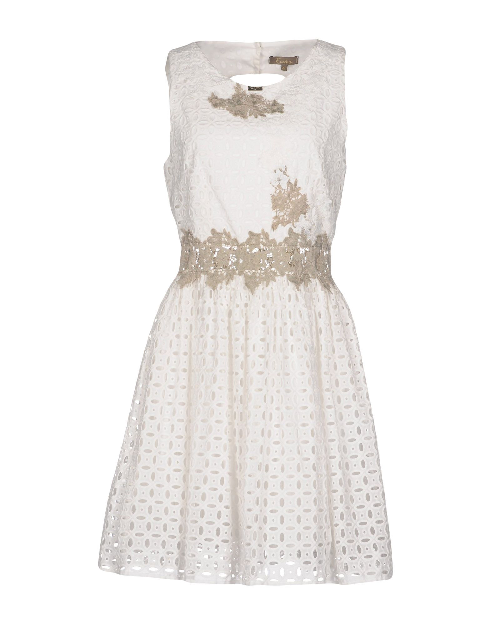 EUREKA Короткое платье eureka короткое платье