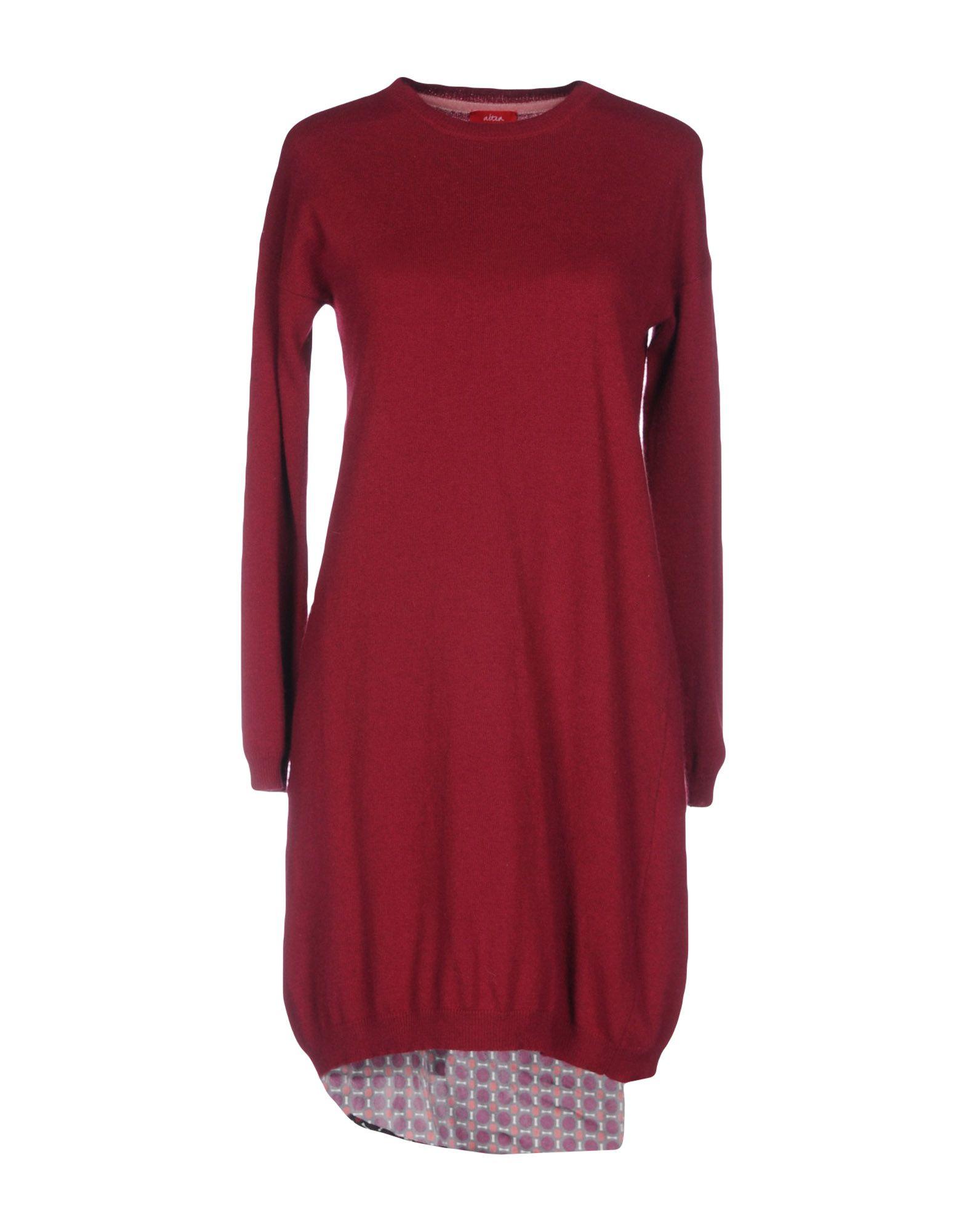 ALTEA dal 1973 Короткое платье dal dosso® перчатки