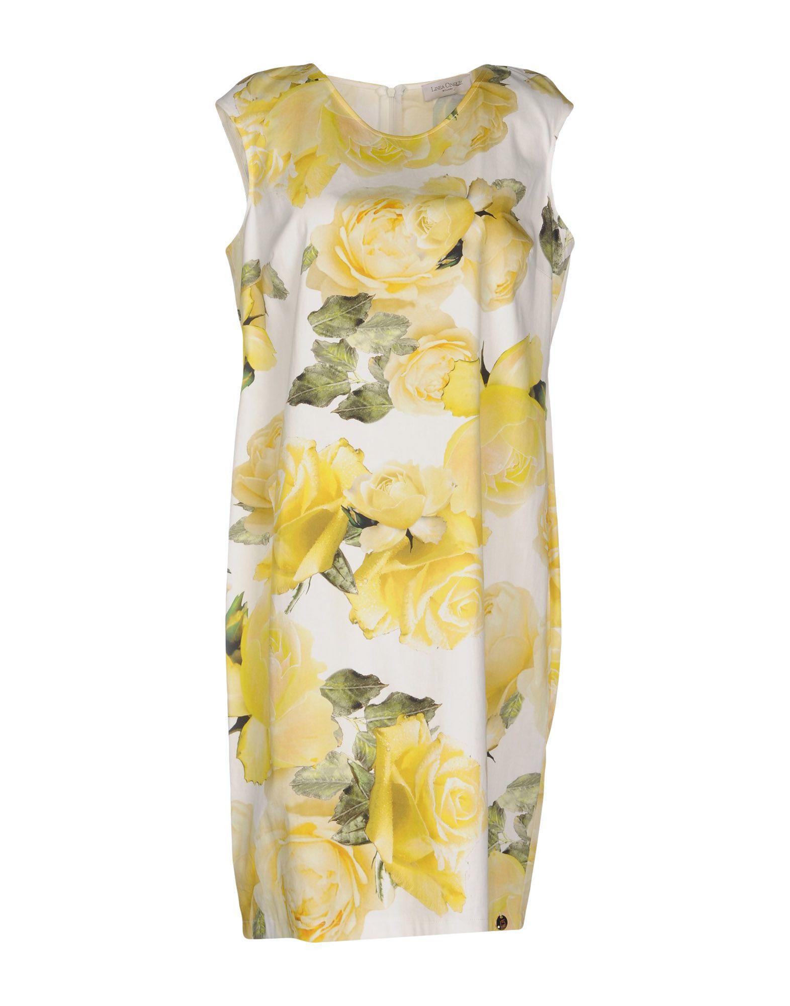 цены на LINEA CINQUE Короткое платье в интернет-магазинах