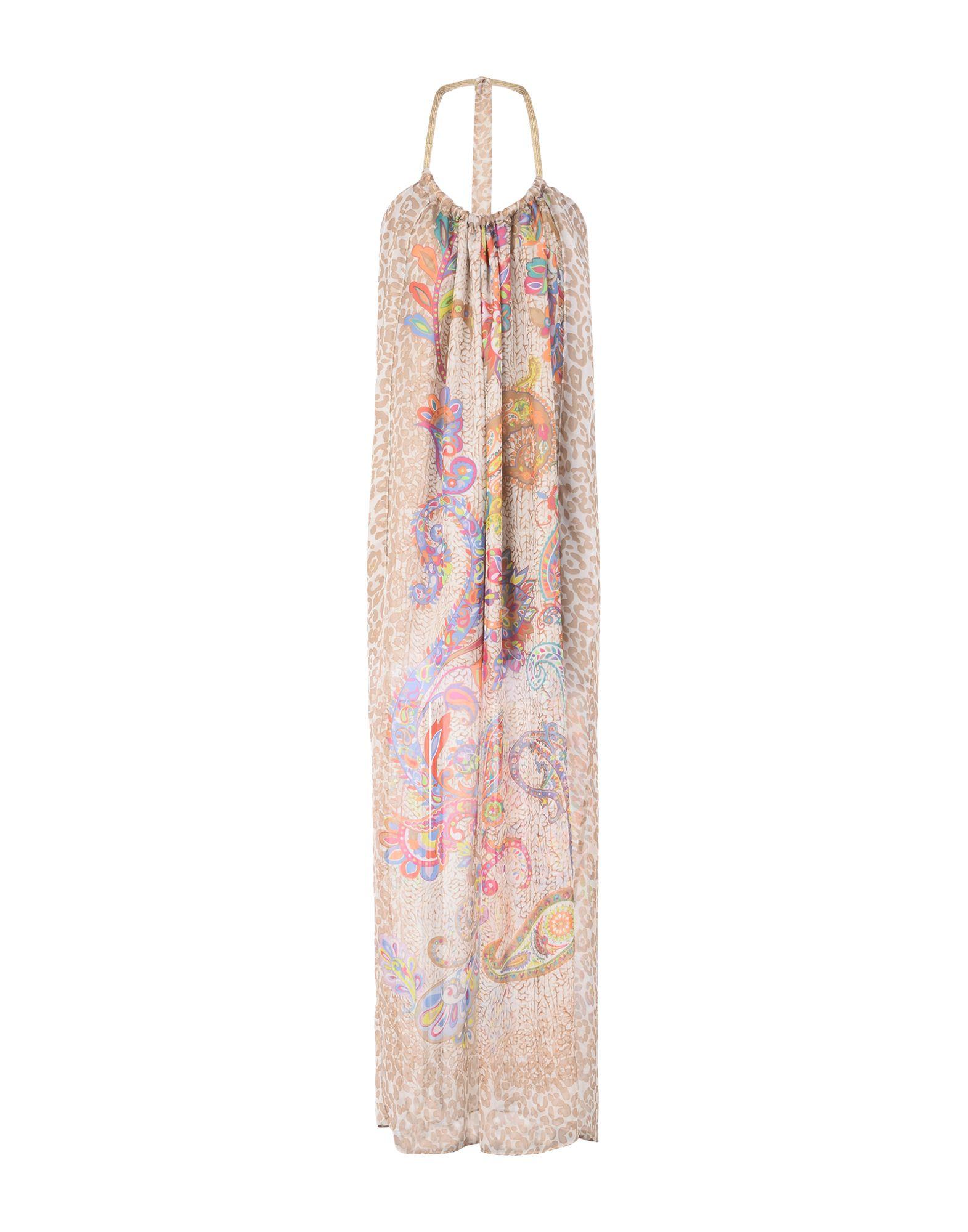 L'EDITO Длинное платье платье длинное с рисунком пейсли