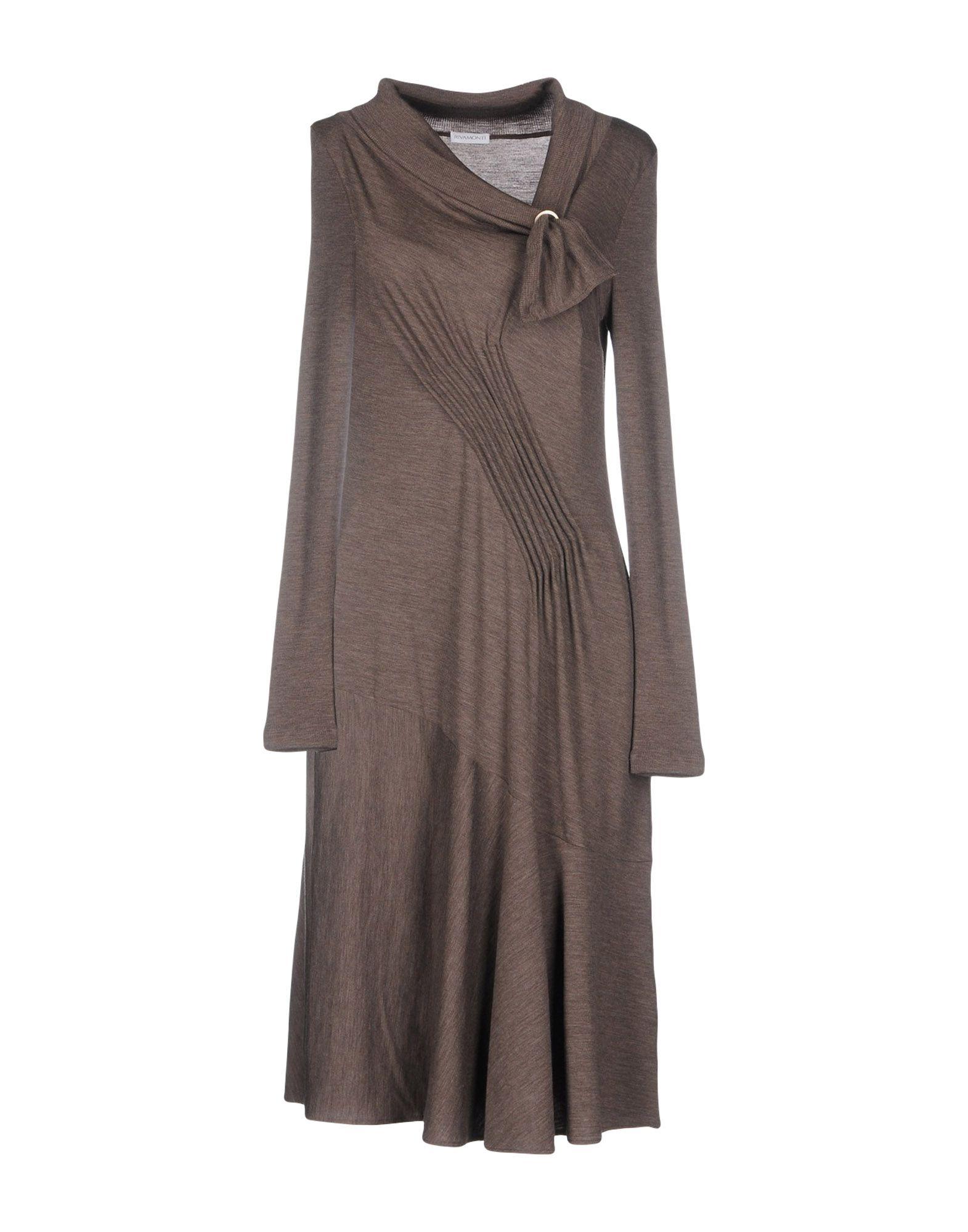 где купить RIVAMONTI Платье до колена по лучшей цене