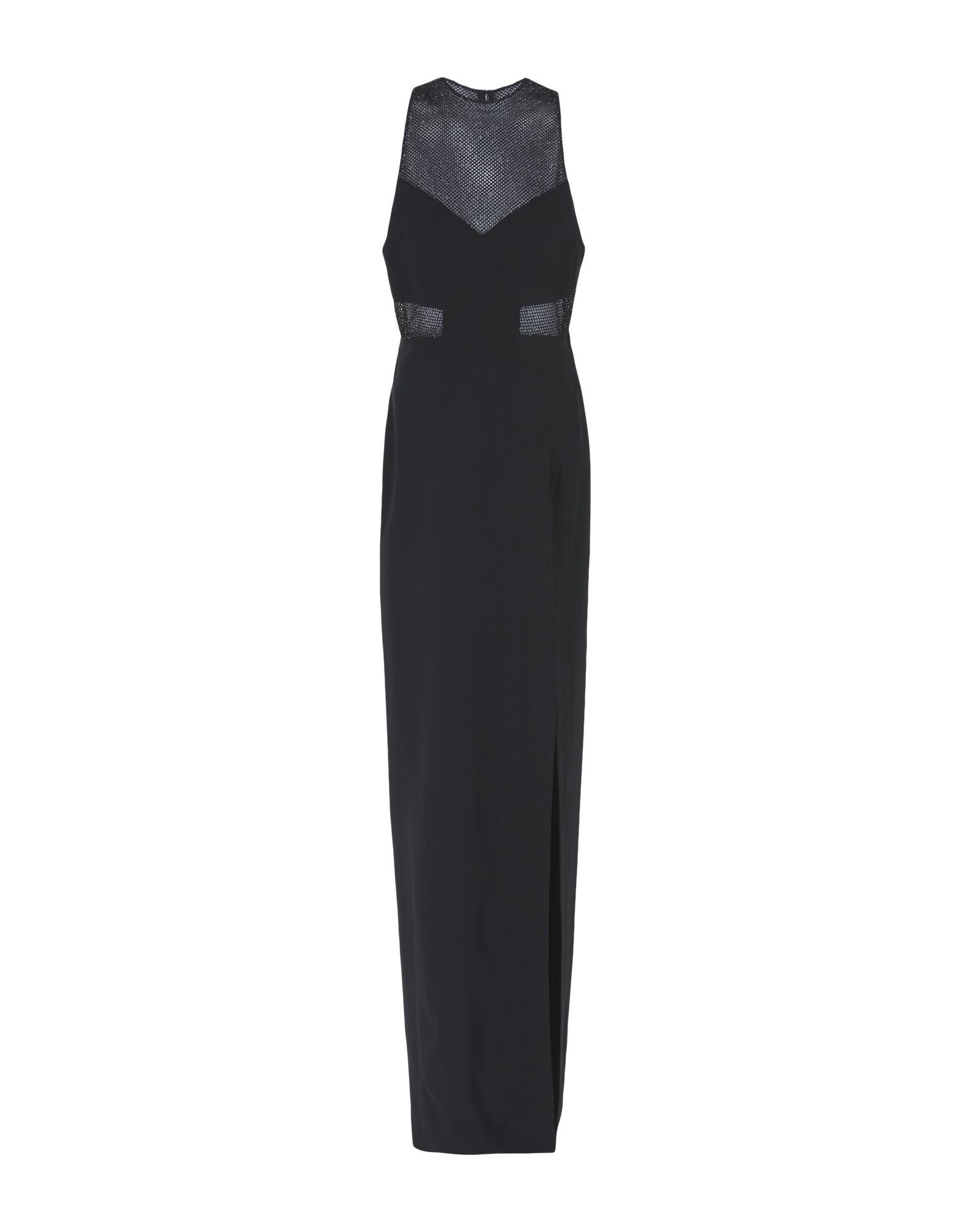 EMANUEL UNGARO Длинное платье платье короткое спереди длинное сзади летнее