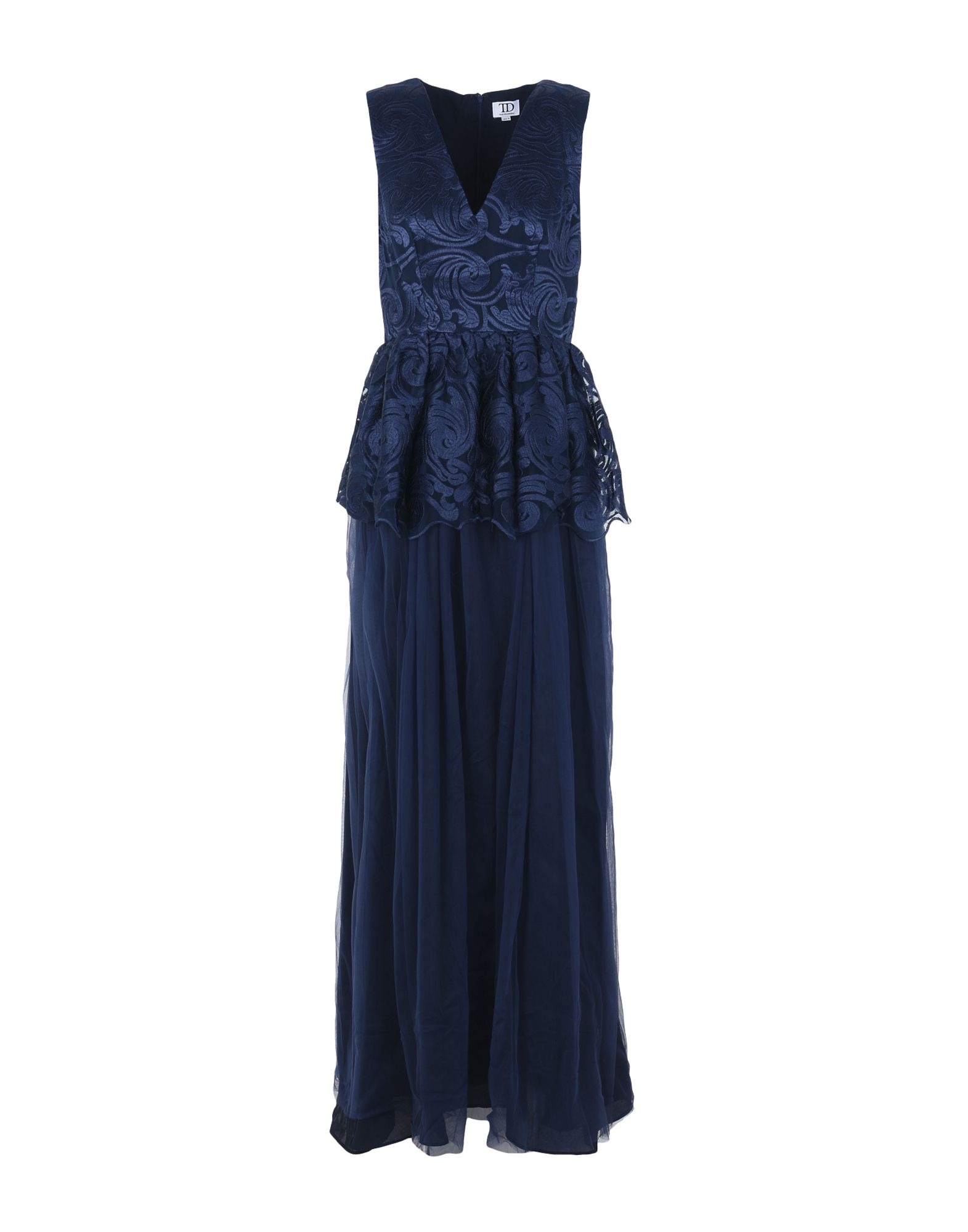 TRUE DECADENCE Длинное платье платье true decadence true decadence tr033ewhqzc9