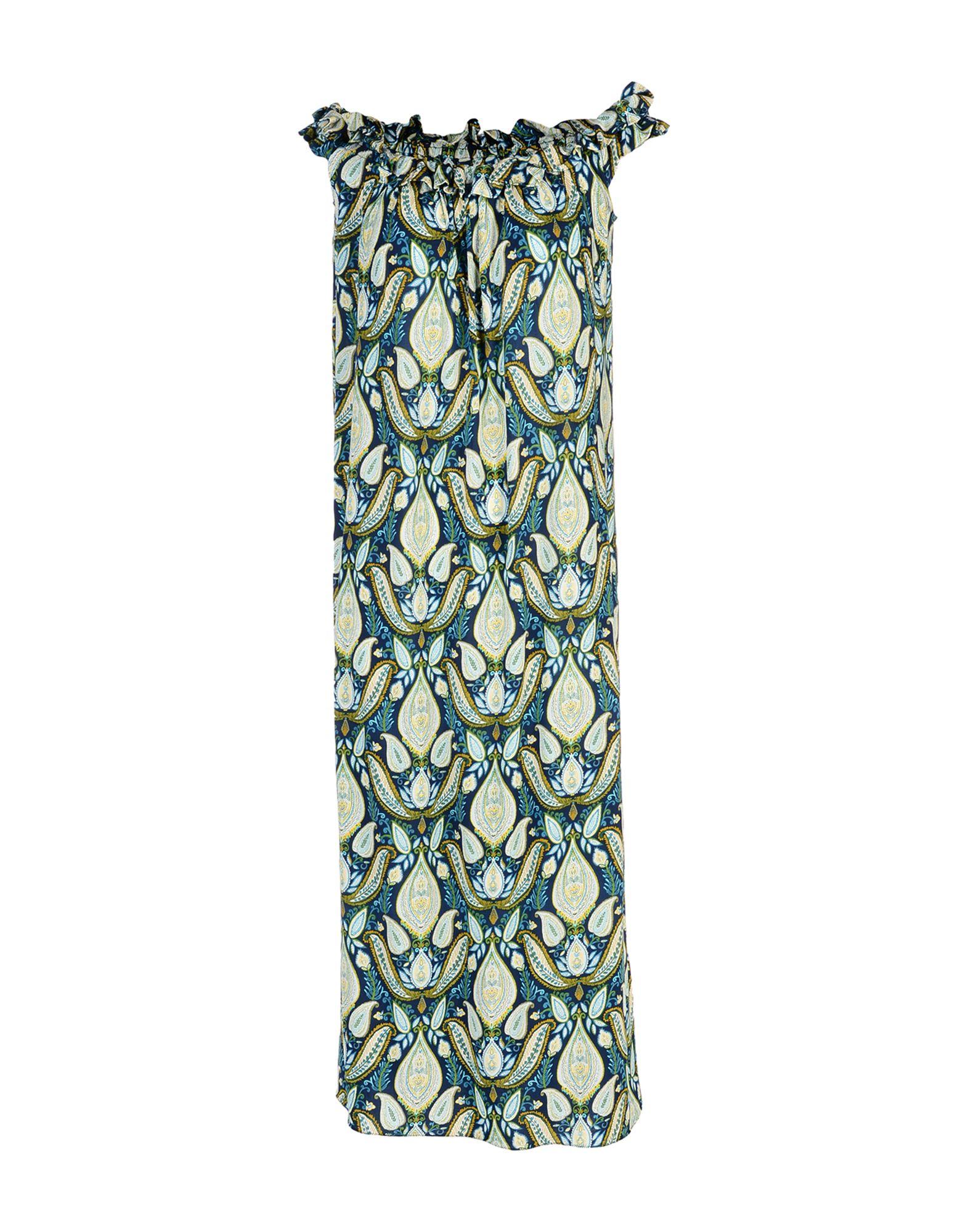 ALPHA STUDIO Платье длиной 3/4 boomerang alpha line 3