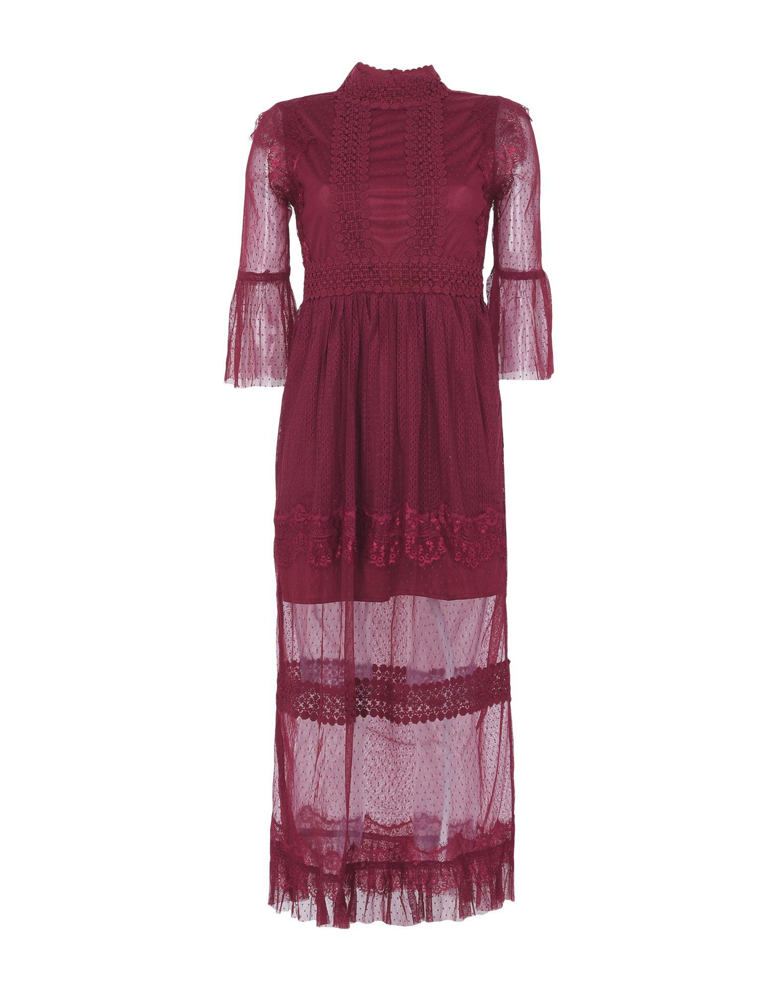 TRUE DECADENCE Длинное платье oz10 длинное платье