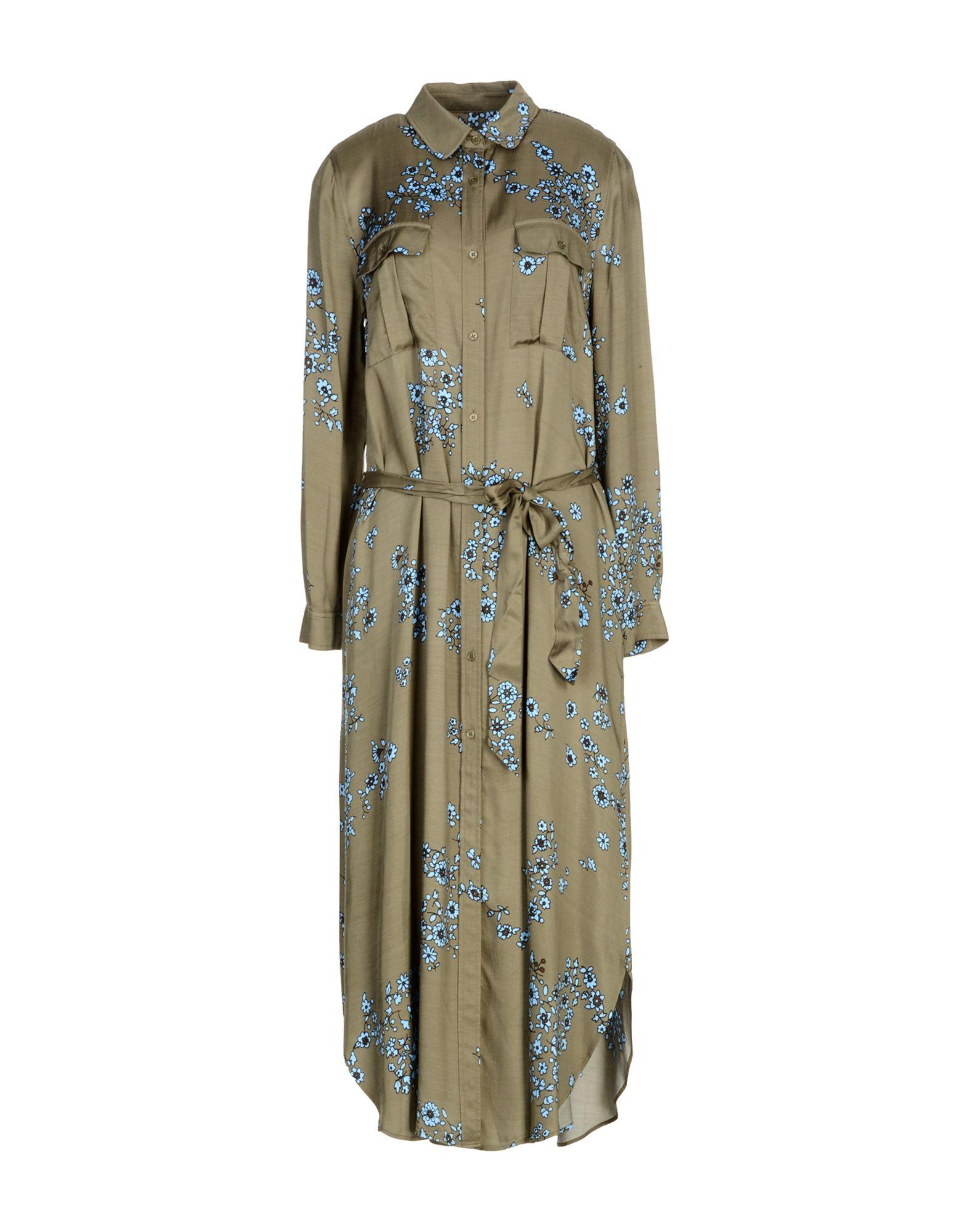 ESSENTIEL ANTWERP Платье длиной 3/4 lisa corti платье длиной 3 4