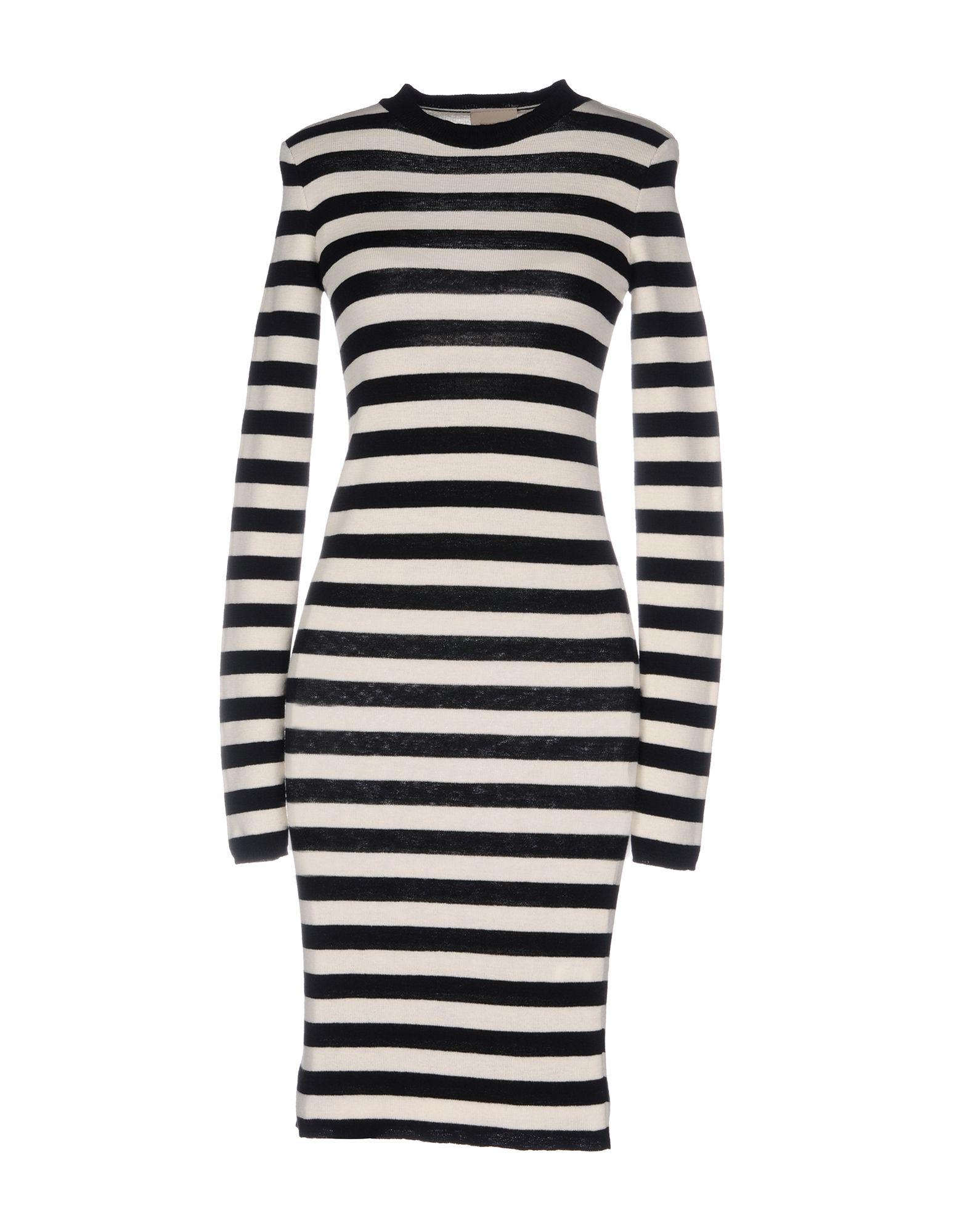LANEUS Платье до колена цена 2017