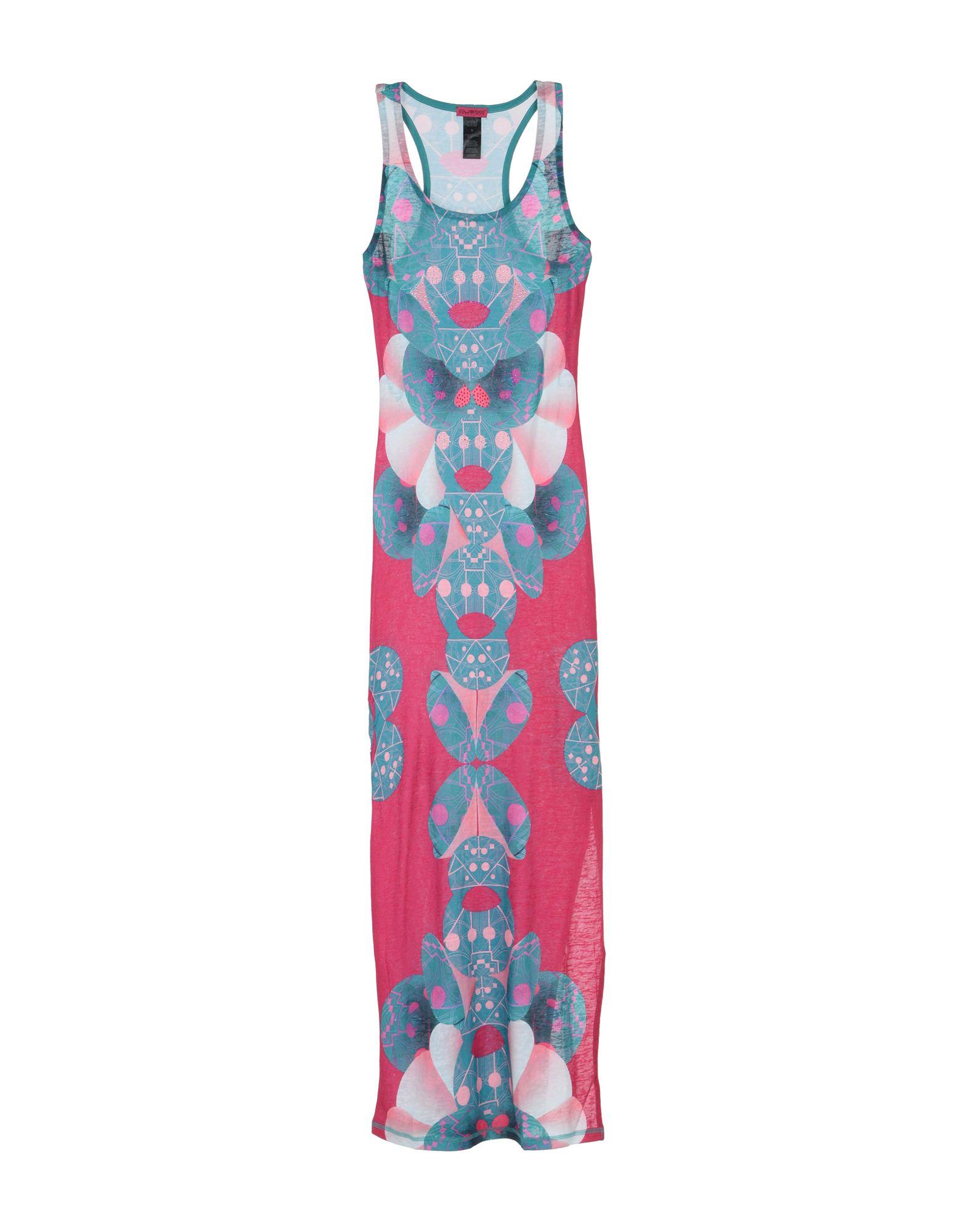 CUSTO BARCELONA Длинное платье