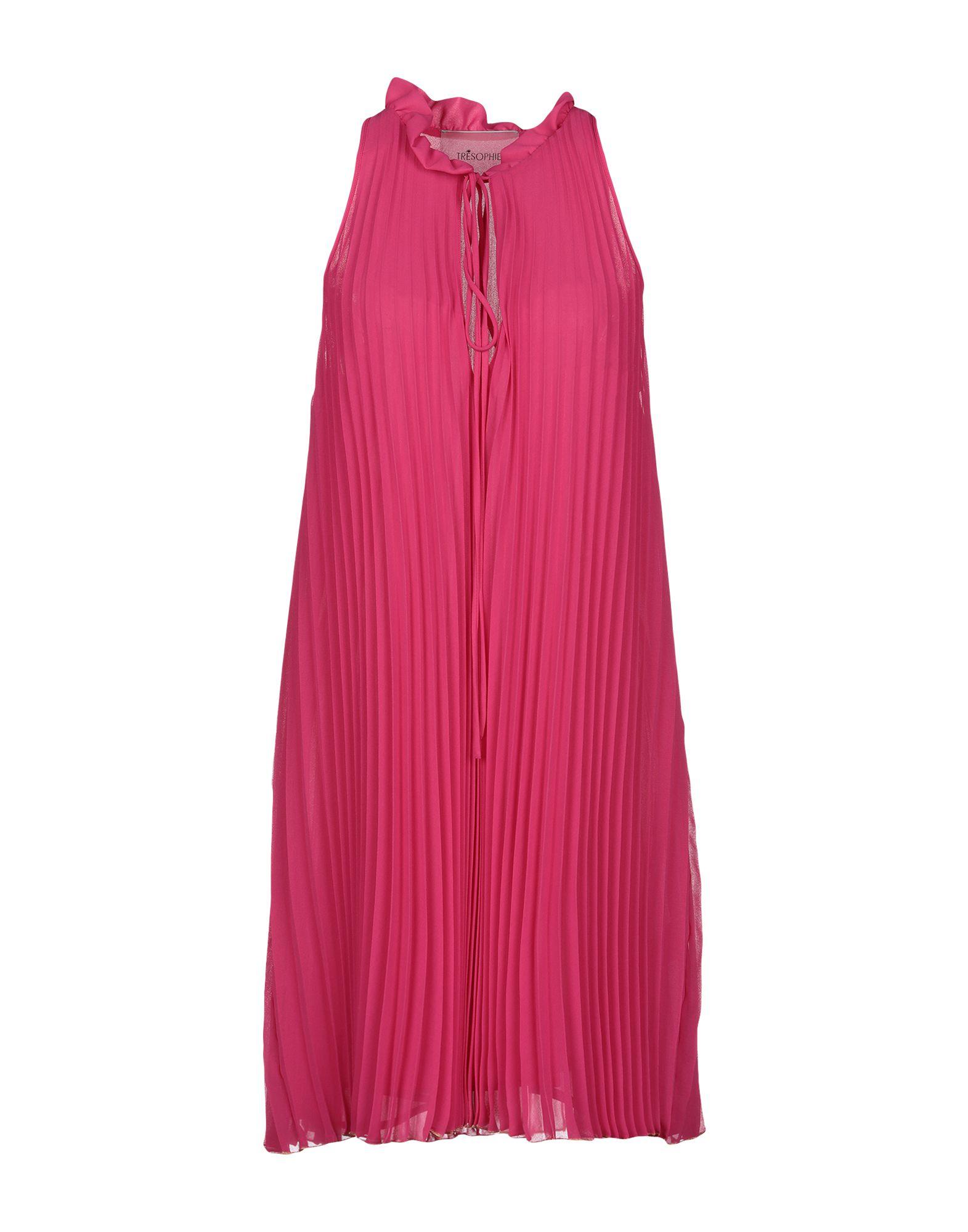 TRESOPHIE Короткое платье платье tresophie tresophie tr024ewvfb74