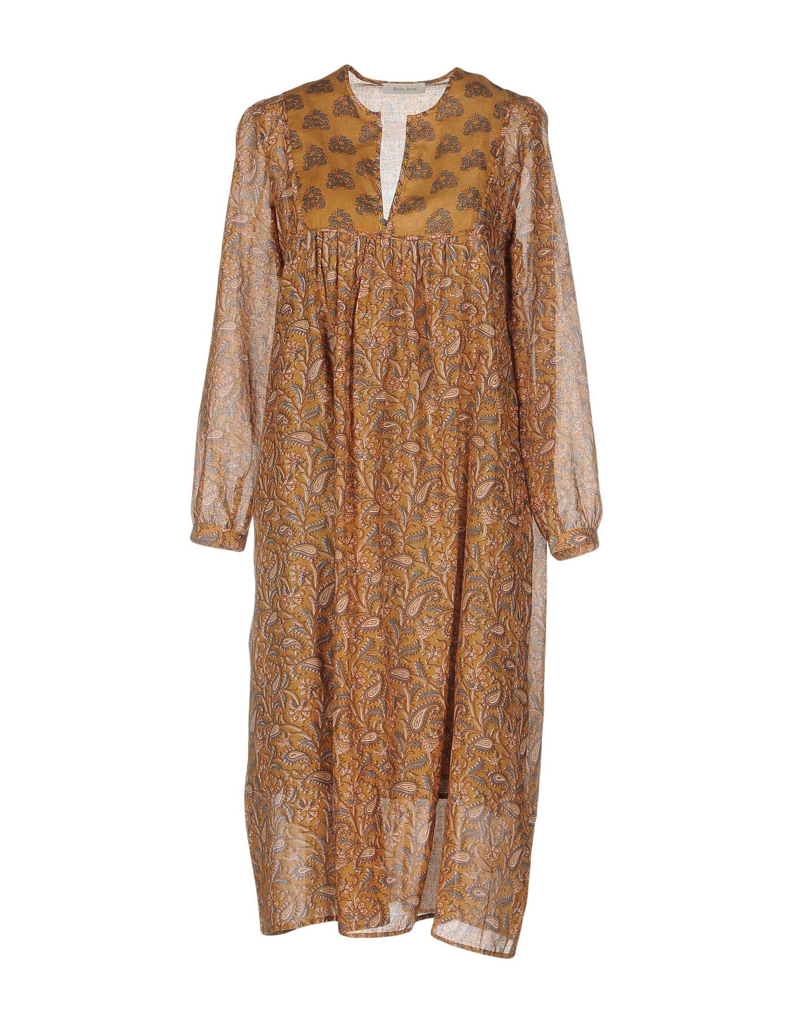 BELLA JONES Длинное платье bella jones юбка до колена
