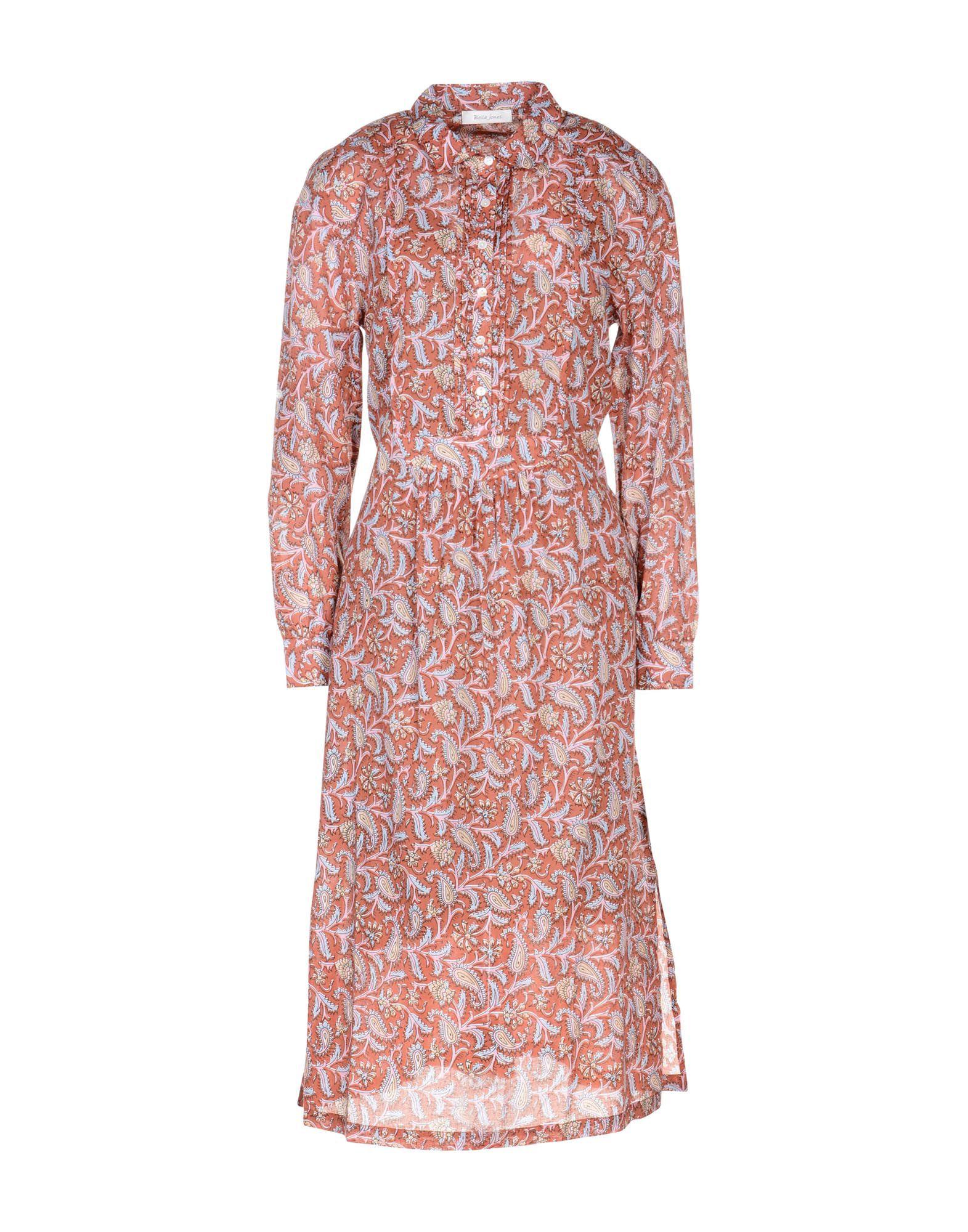 BELLA JONES Платье длиной 3/4 bella jones юбка до колена