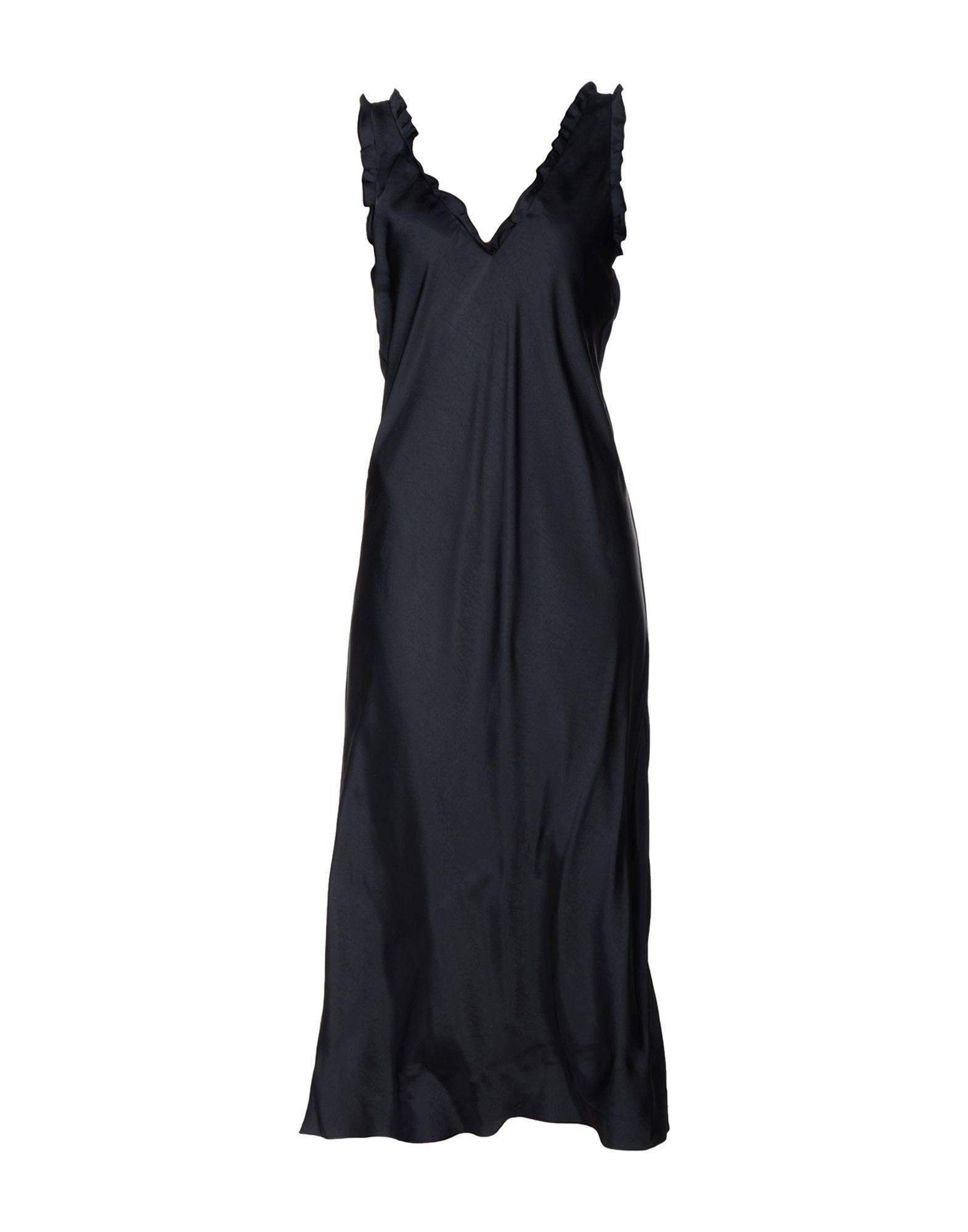 TIBI Платье до колена paolo casalini платье до колена