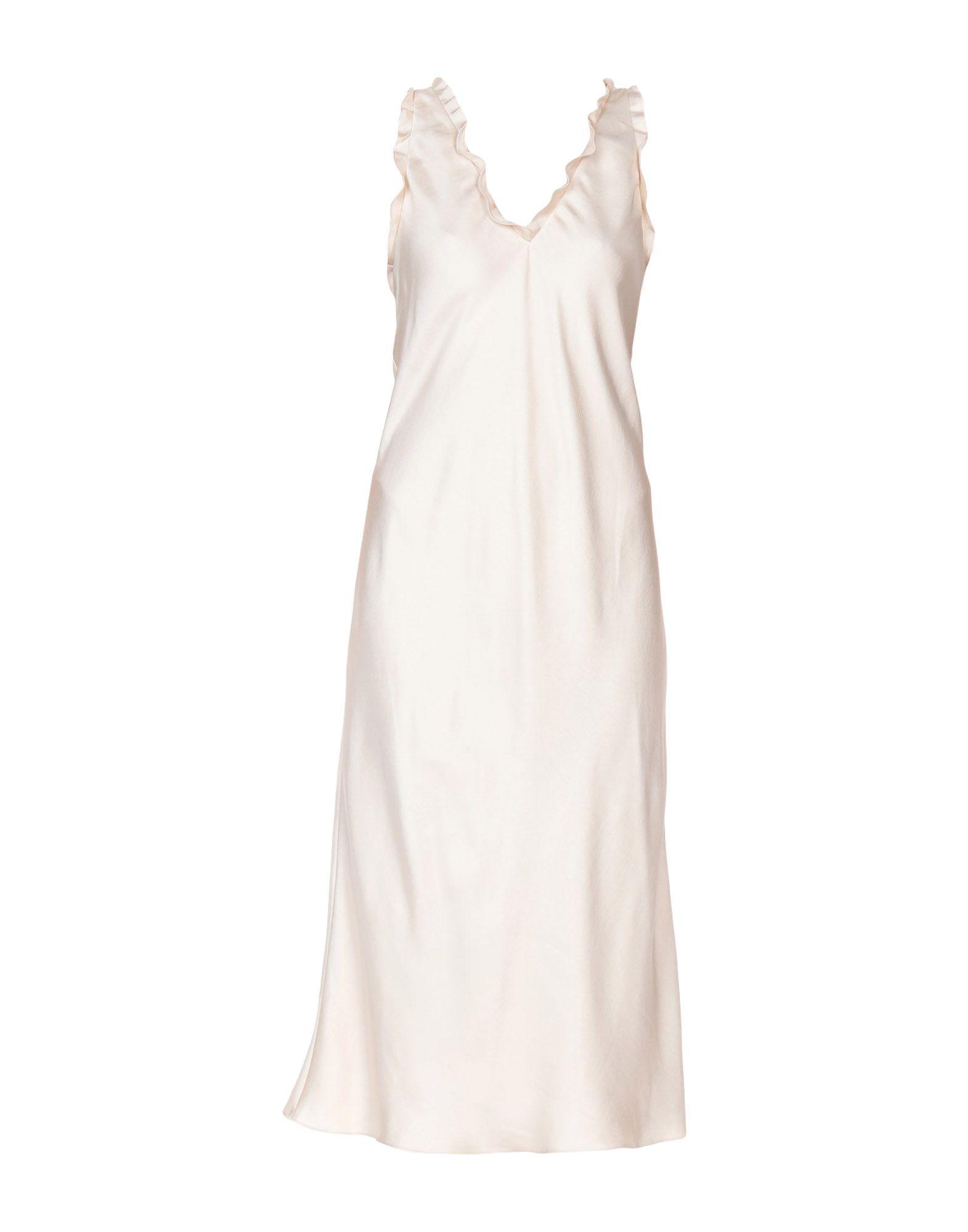 TIBI Платье до колена цены онлайн