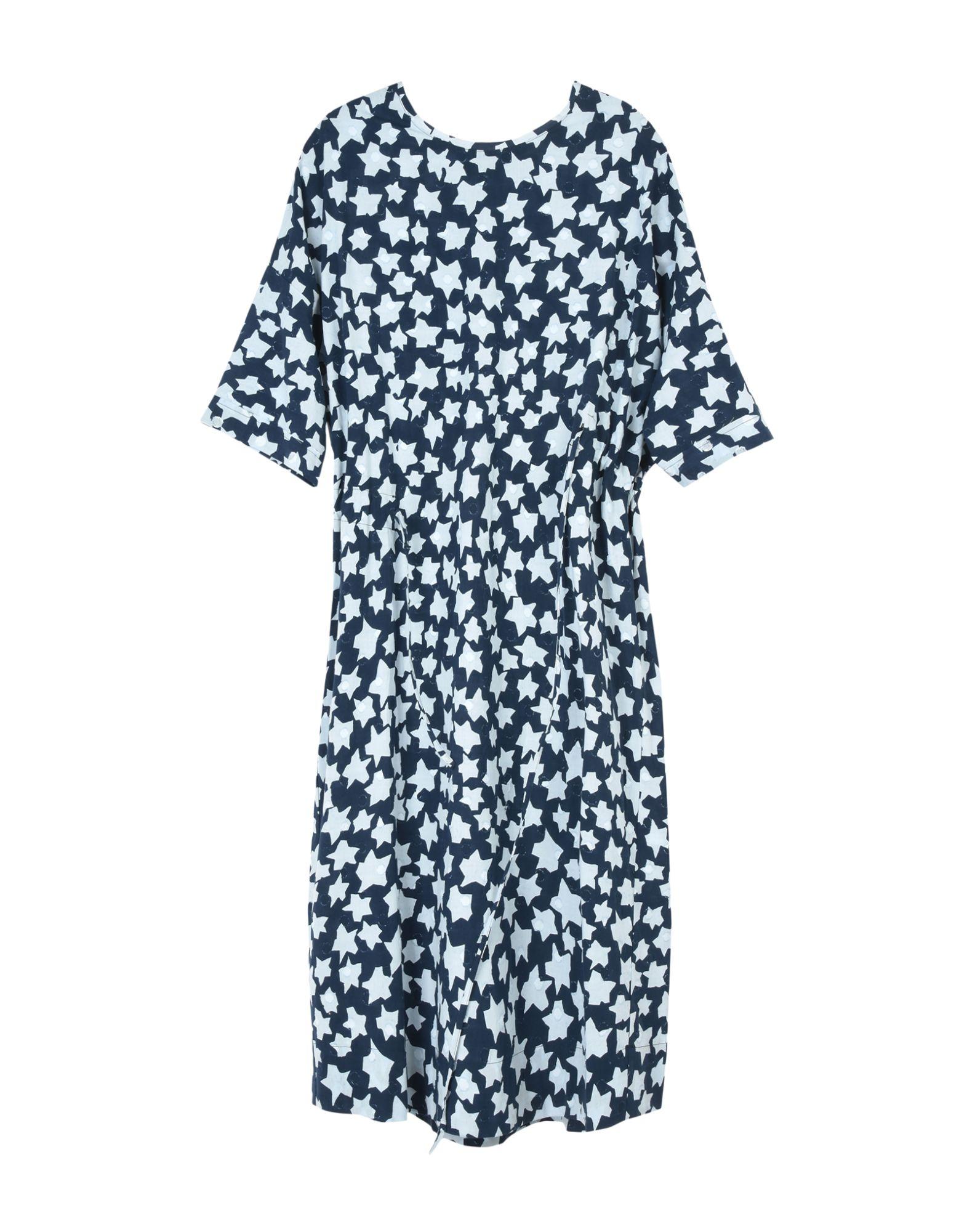 MANOSTORTI Платье длиной 3/4 lisa corti платье длиной 3 4