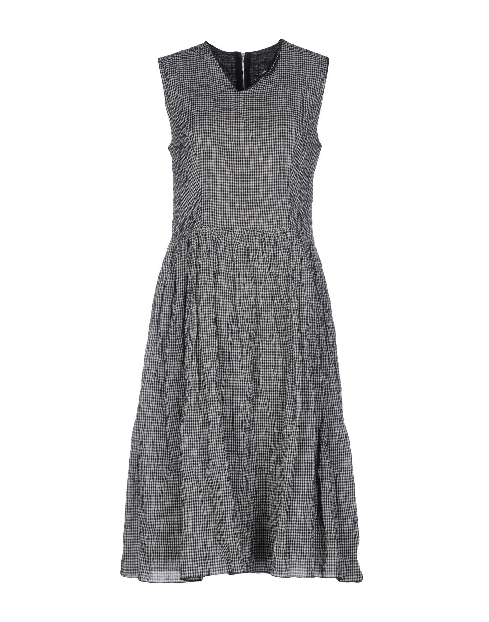 HACHE Платье до колена paolo casalini платье до колена