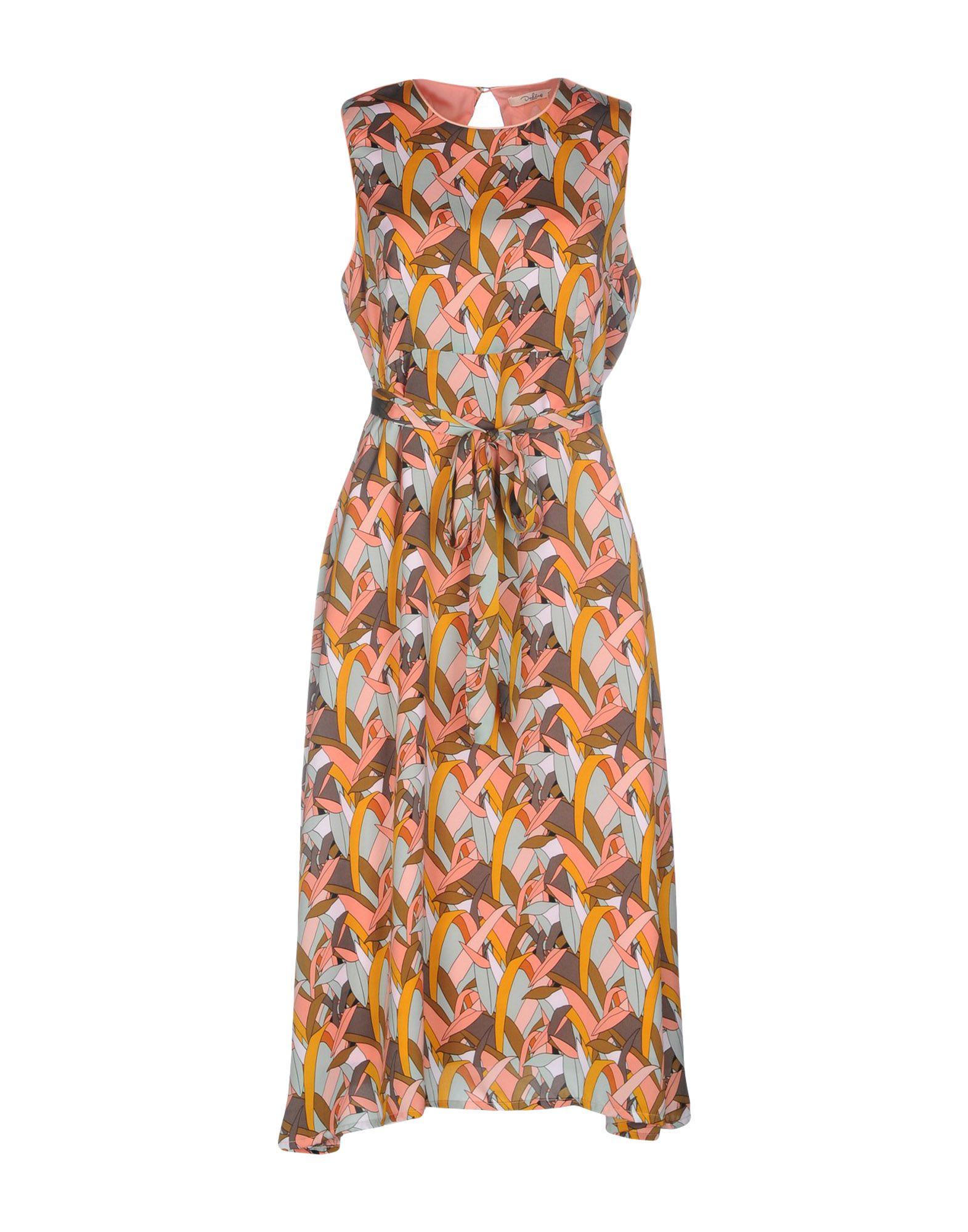 купить DARLING Платье длиной 3/4 по цене 9000 рублей