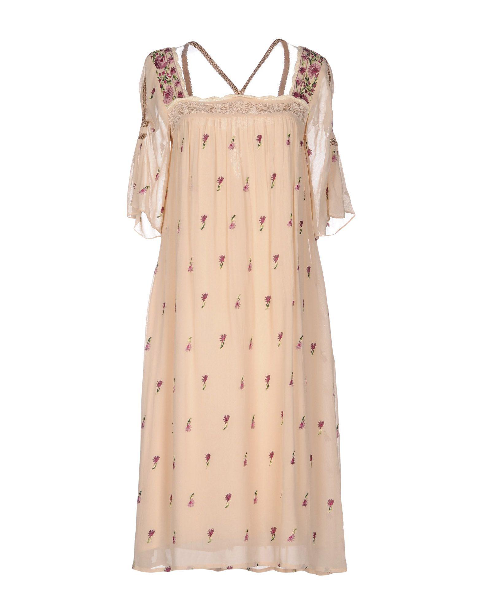 INTROPIA Платье длиной 3/4 lisa corti платье длиной 3 4