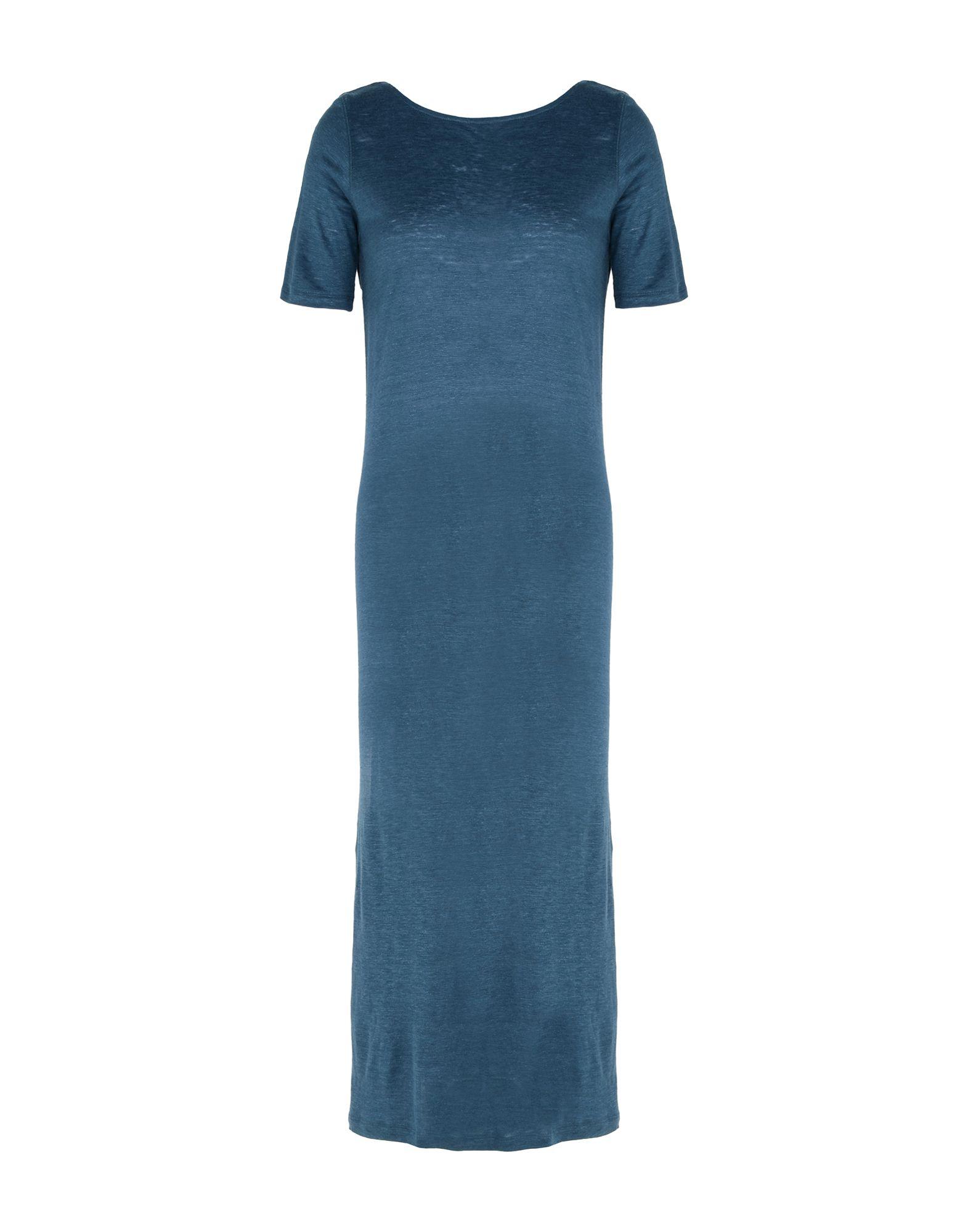 MAJESTIC FILATURES Платье длиной 3/4 lisa corti платье длиной 3 4