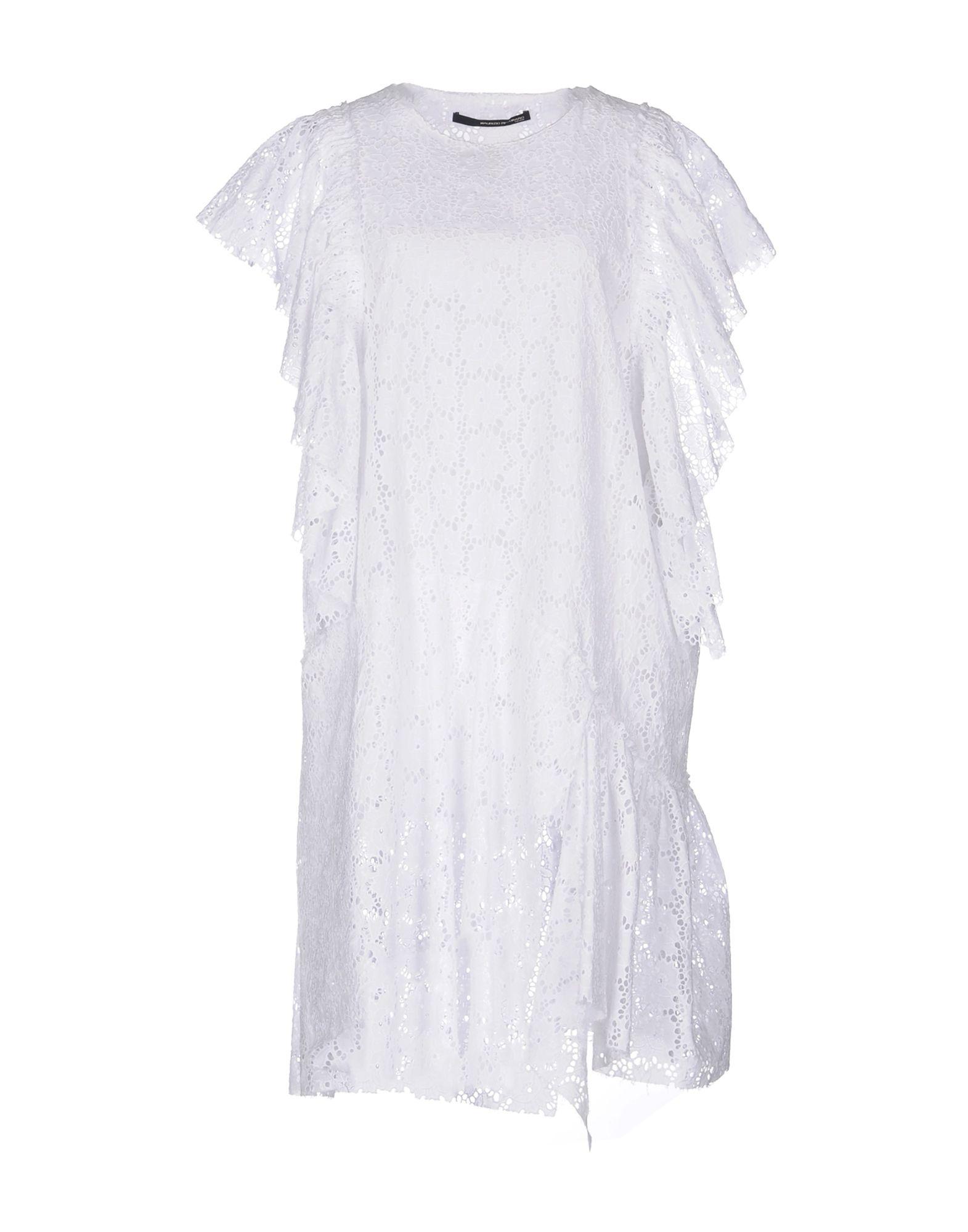 где купить MAURIZIO PECORARO Платье до колена по лучшей цене