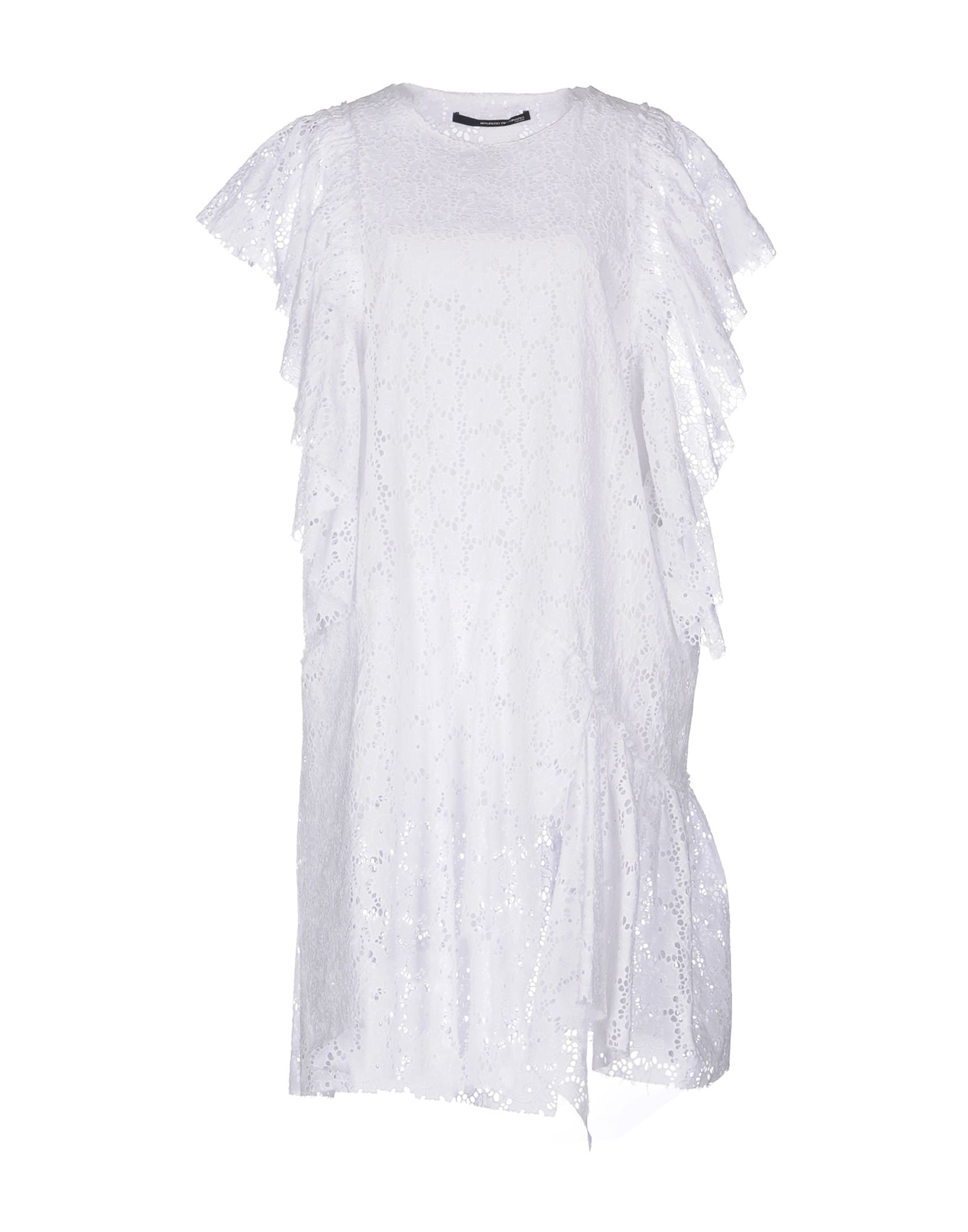 MAURIZIO PECORARO Платье до колена сапоги maurizio iacopini