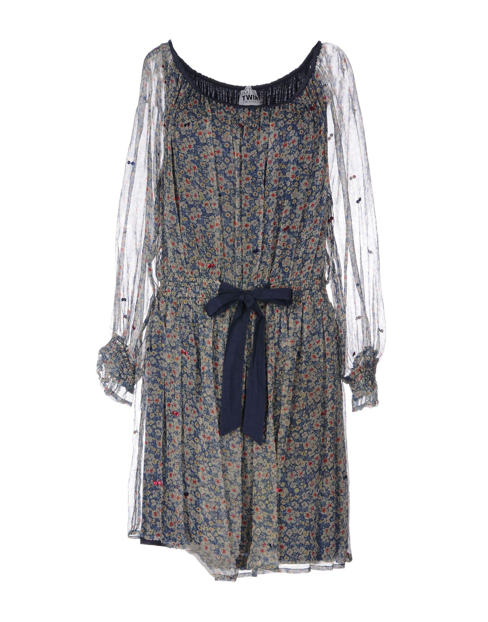 MY TWIN TWINSET Короткое платье платье quelle my size 1010322