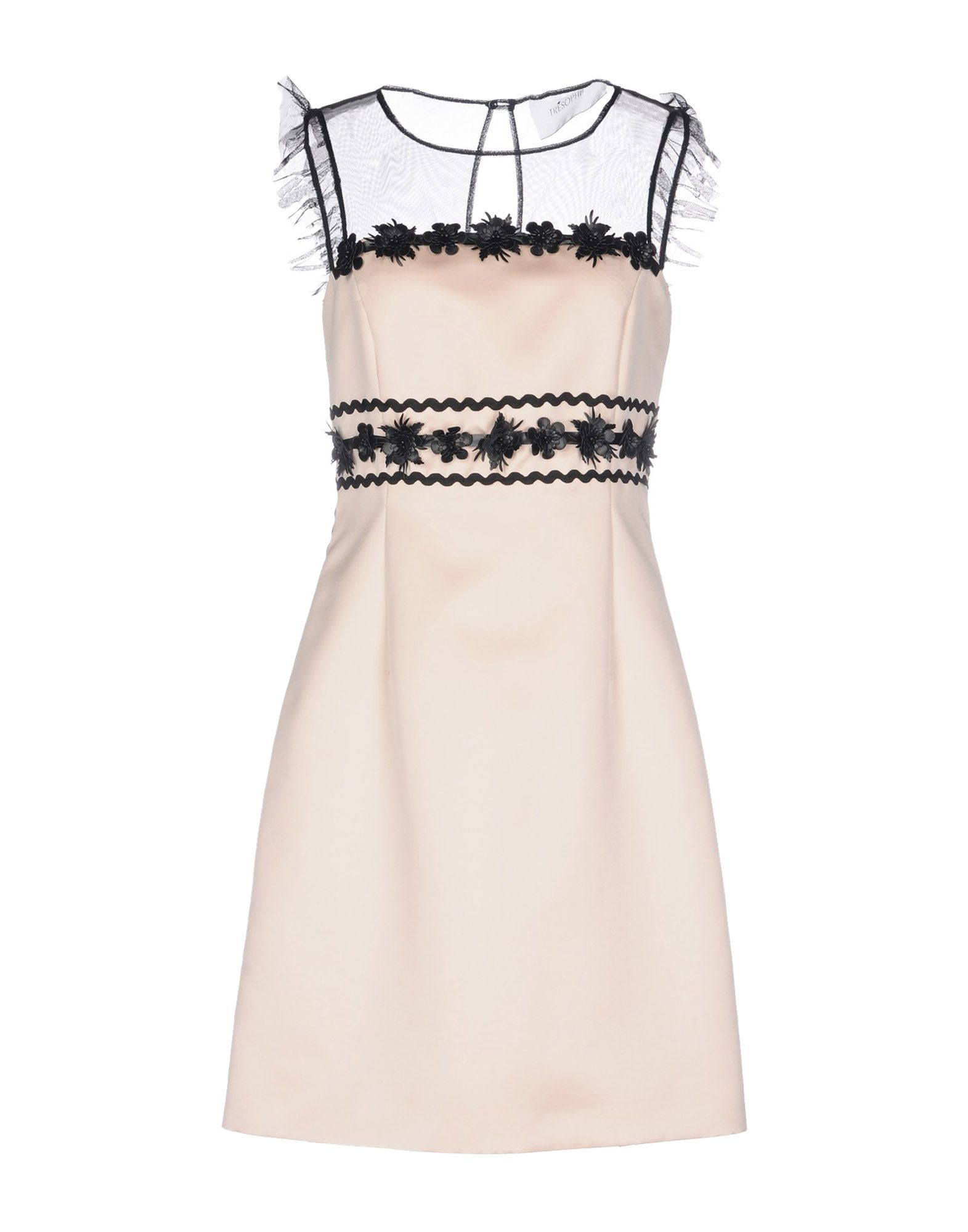 TRESOPHIE Короткое платье платье tresophie tresophie tr024ewvfb76