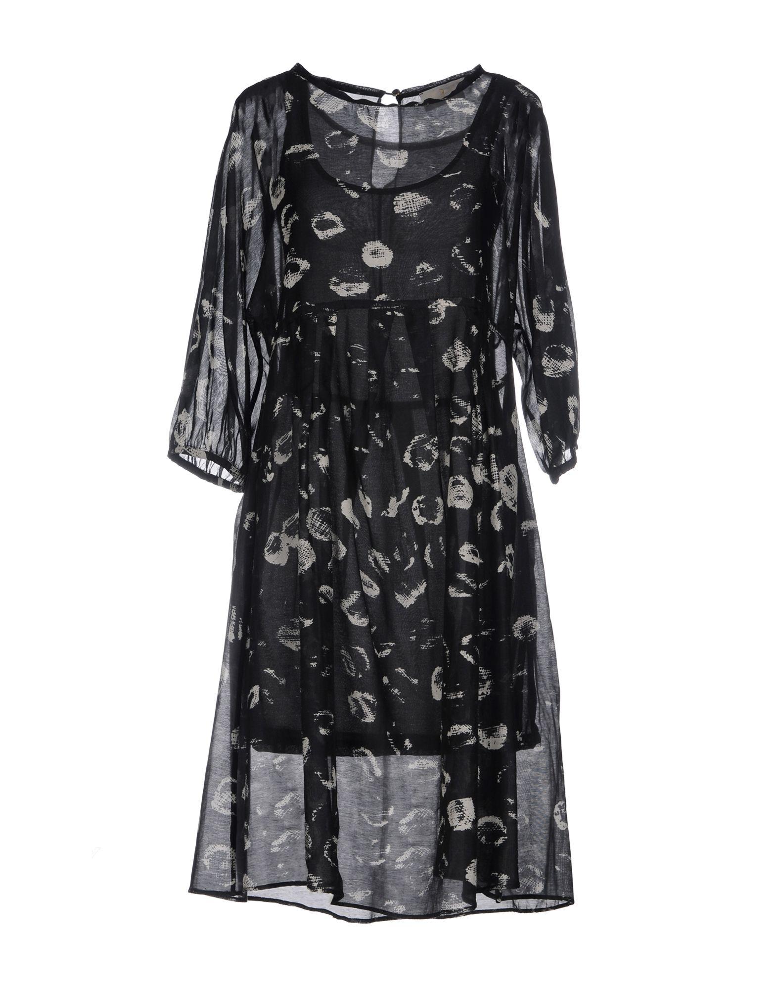 купить ROBERTA SCARPA Платье до колена по цене 25500 рублей