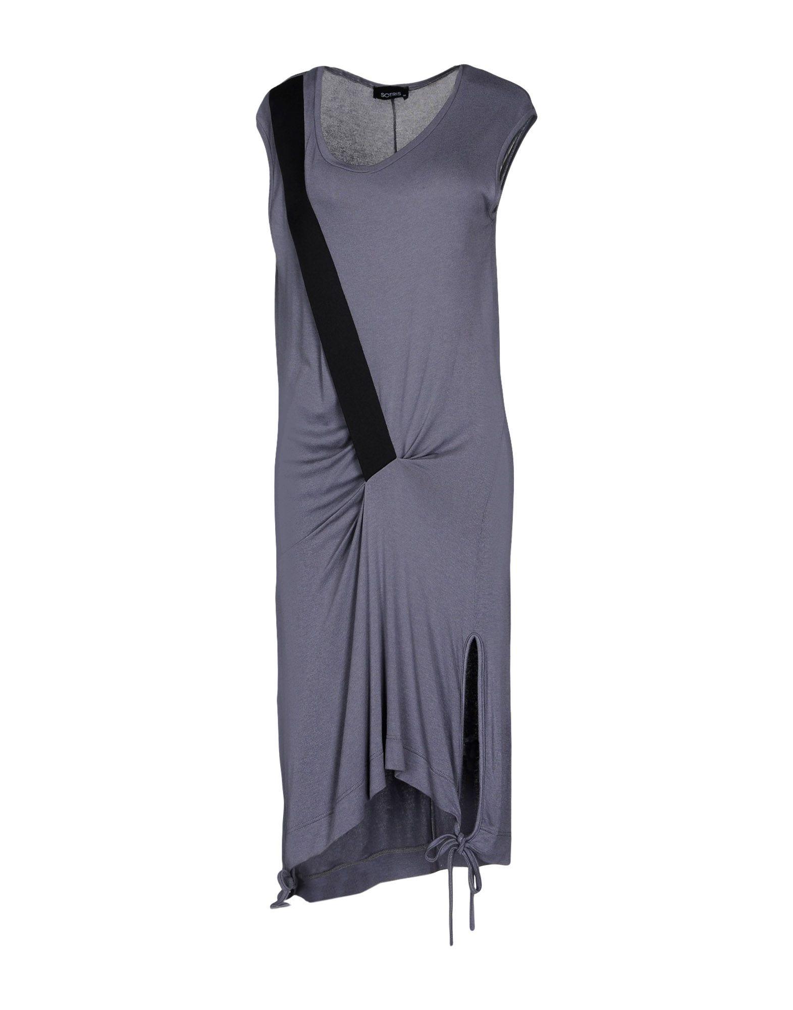цена SOTRIS Короткое платье онлайн в 2017 году