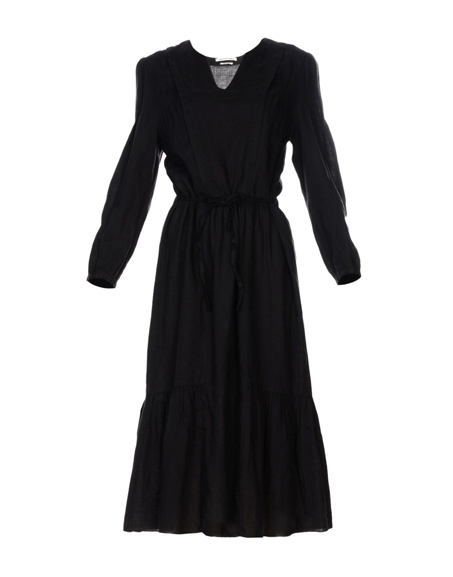 ISABEL MARANT ÉTOILE Платье длиной 3/4 lisa corti платье длиной 3 4