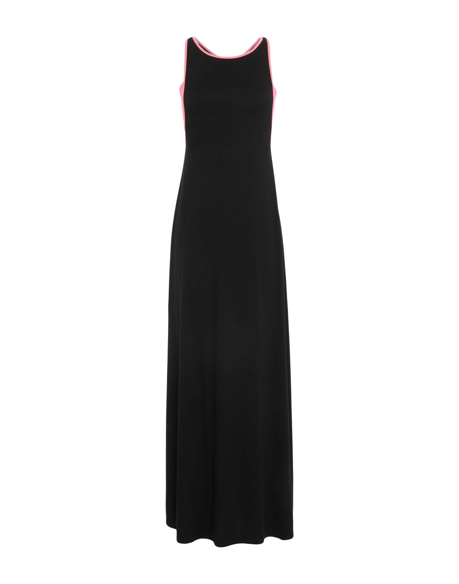 EA7 Длинное платье платье ea7 ea7 ea002ewbodt2