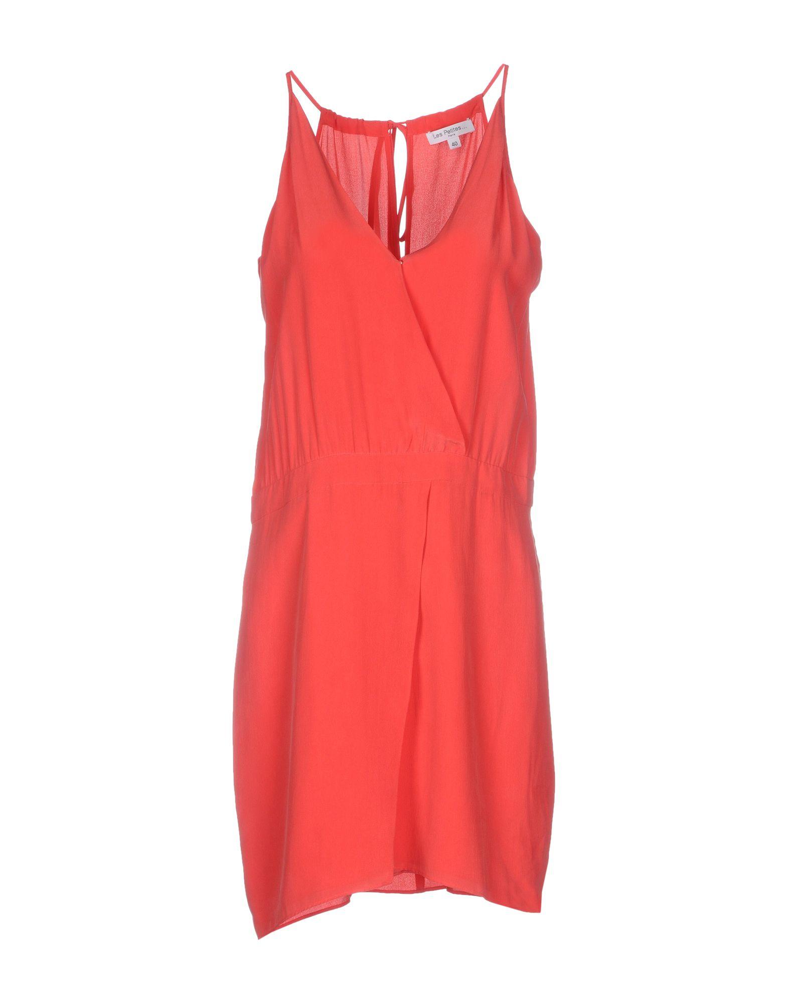 LES PETITES... Короткое платье lpc le petites chaudières короткое платье