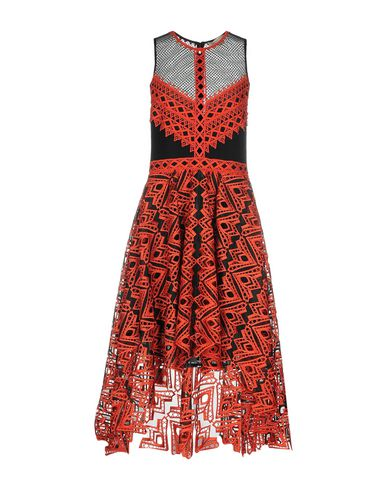 Платье до колена от JONATHAN SIMKHAI