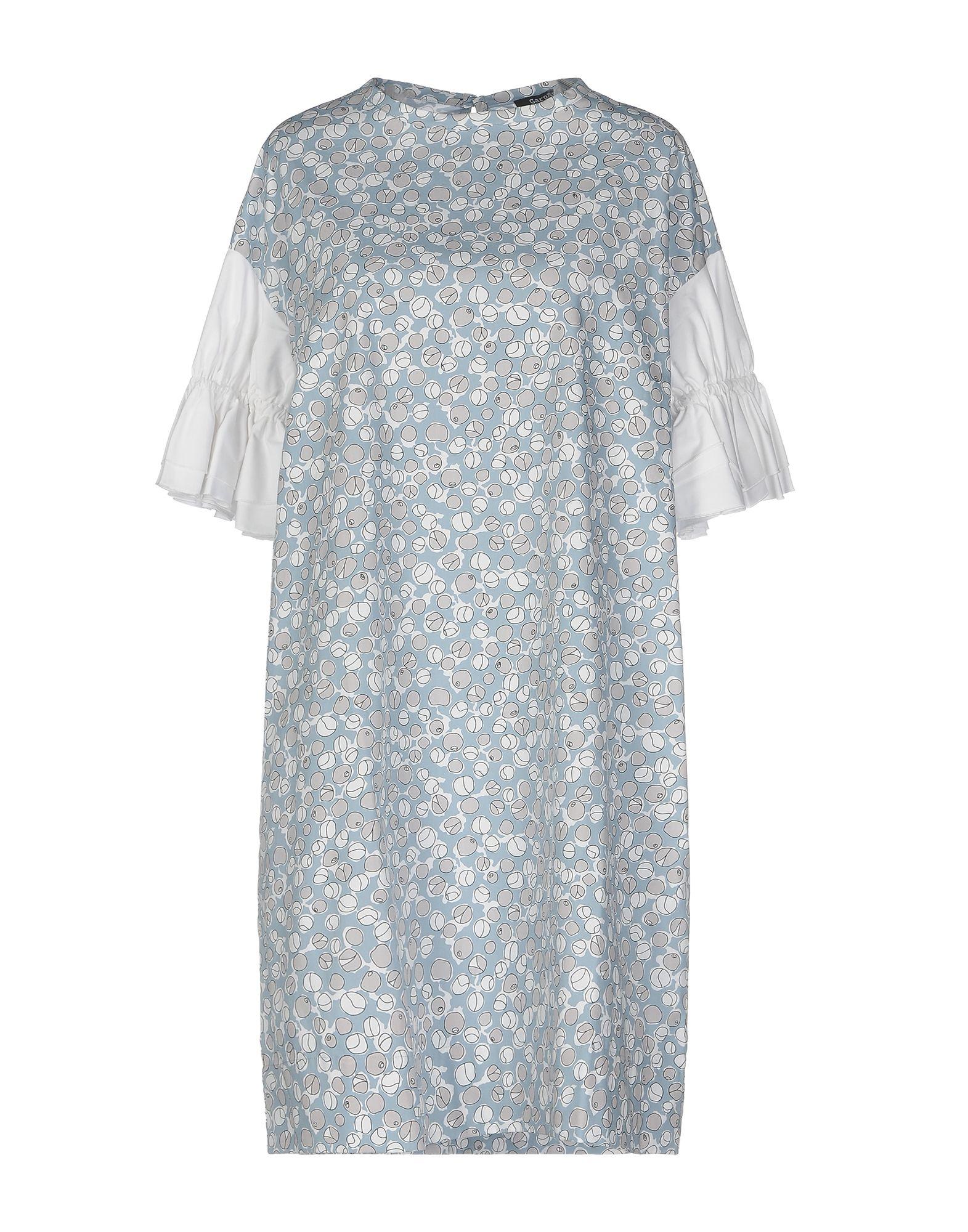 GARPART Короткое платье garpart пиджак