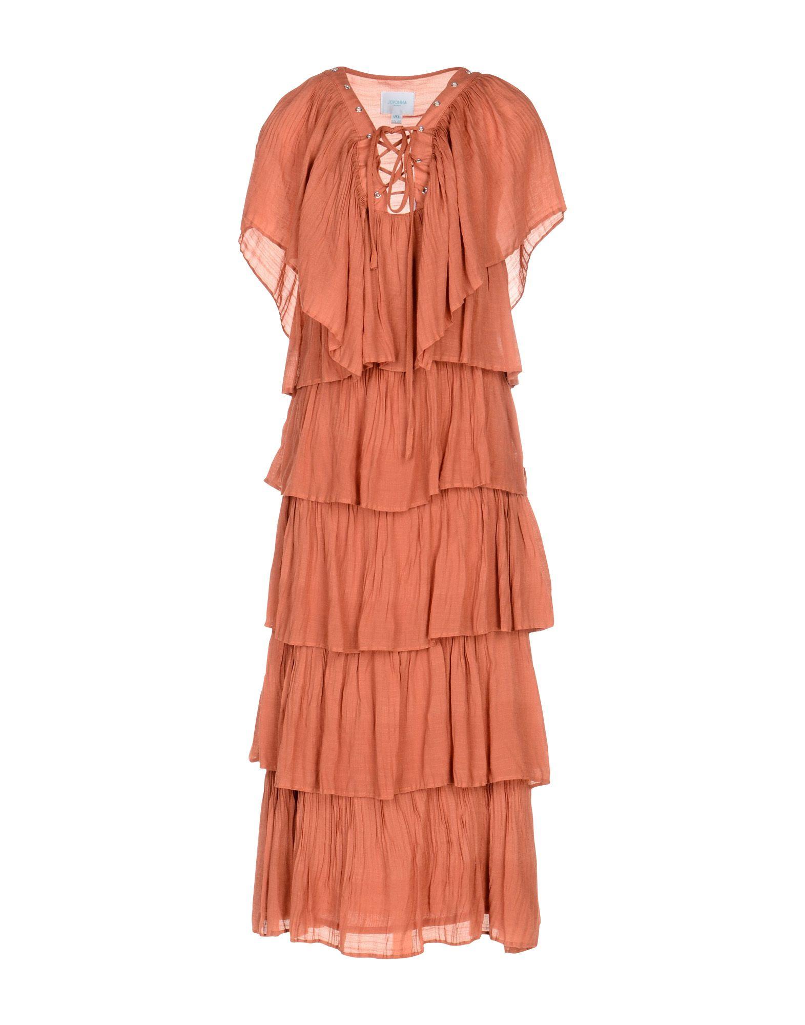 JOVONNA Платье длиной 3/4 jovonna куртка