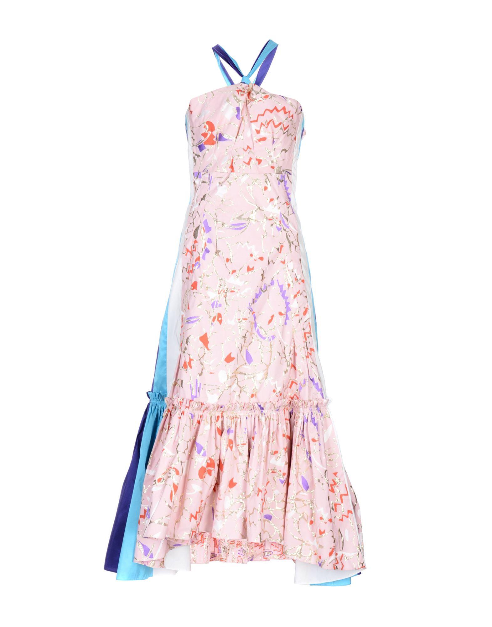 PETER PILOTTO Длинное платье