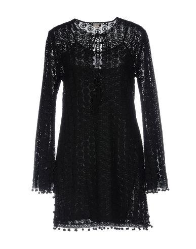 TALITHA レディース ミニワンピース&ドレス ブラック M コットン 100%