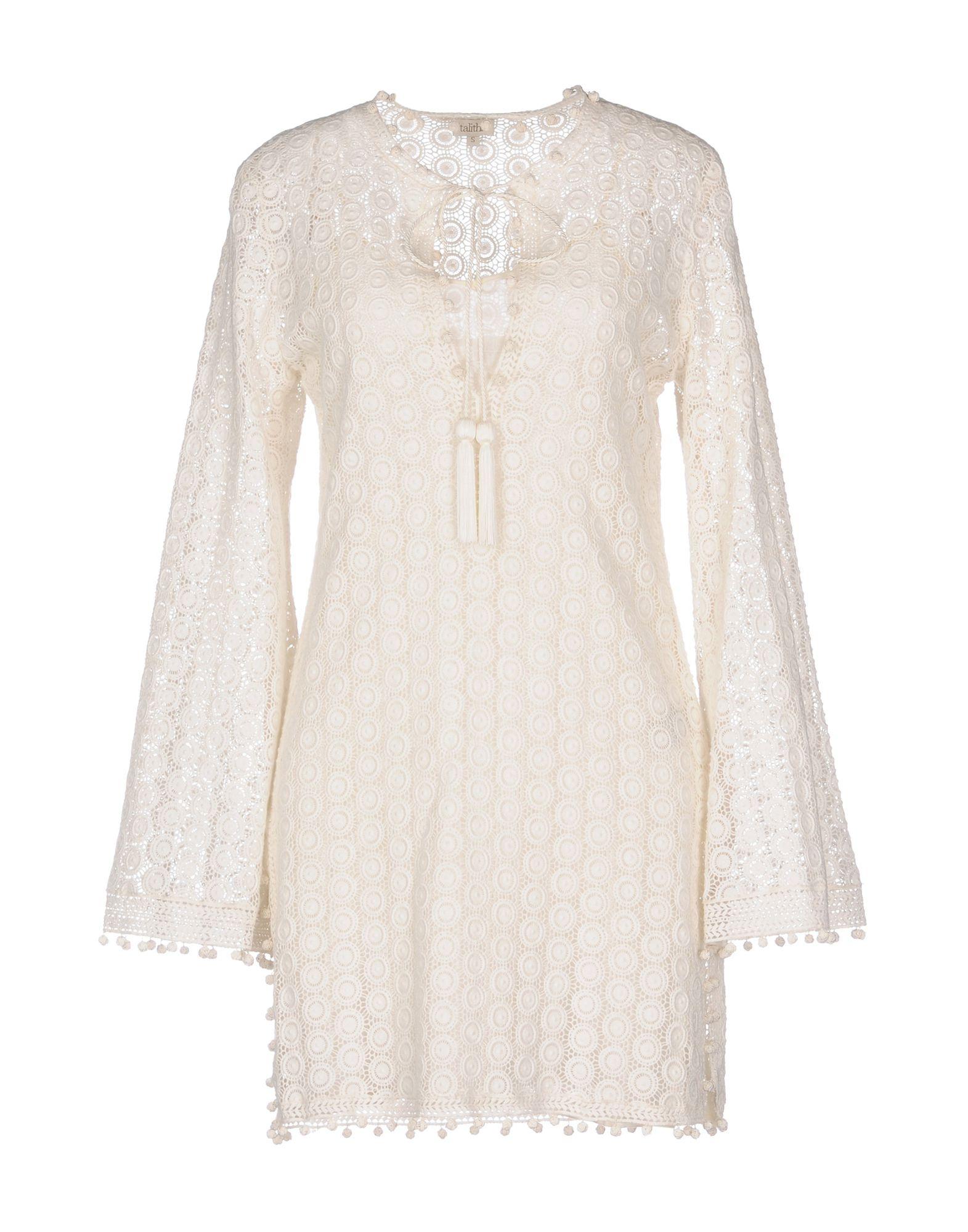 TALITHA Короткое платье talitha пляжное платье