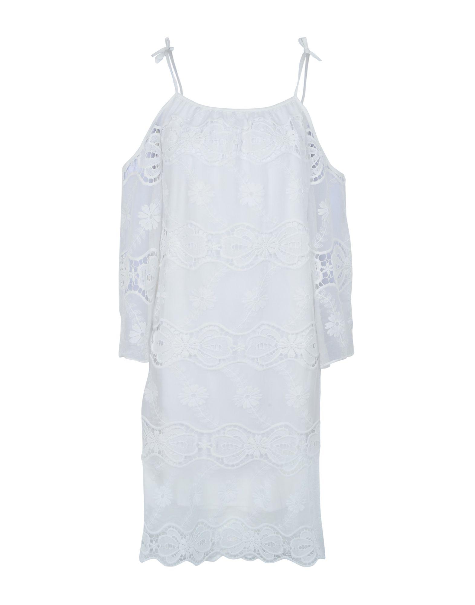 JOVONNA Короткое платье jovonna футболка
