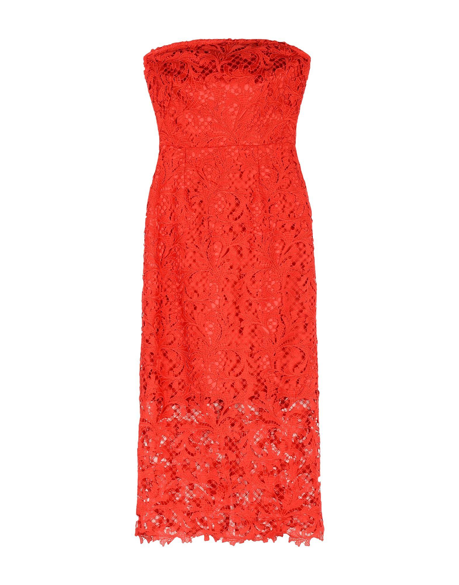 TOPSHOP Платье длиной 3/4 lisa corti платье длиной 3 4