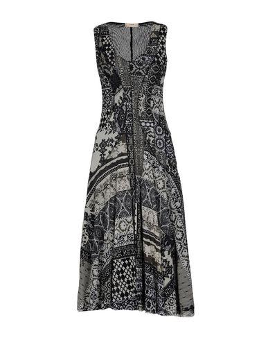 Платье до колена от FUZZI