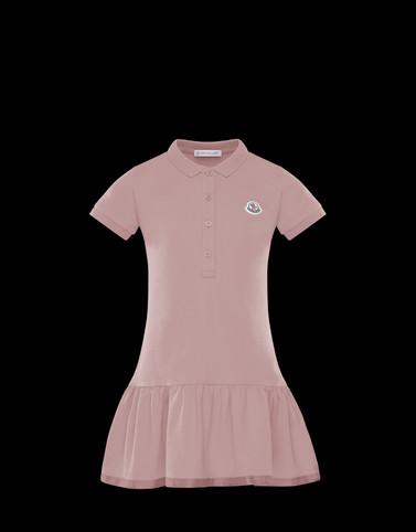 DRESS Blush Pink Category Dresses Woman