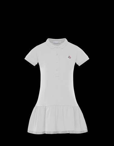 DRESS White Category Dresses Woman