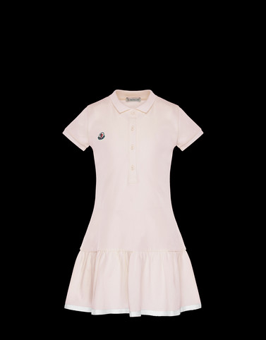 Moncler Kids 4-6 Years - Girl Woman: DRESS